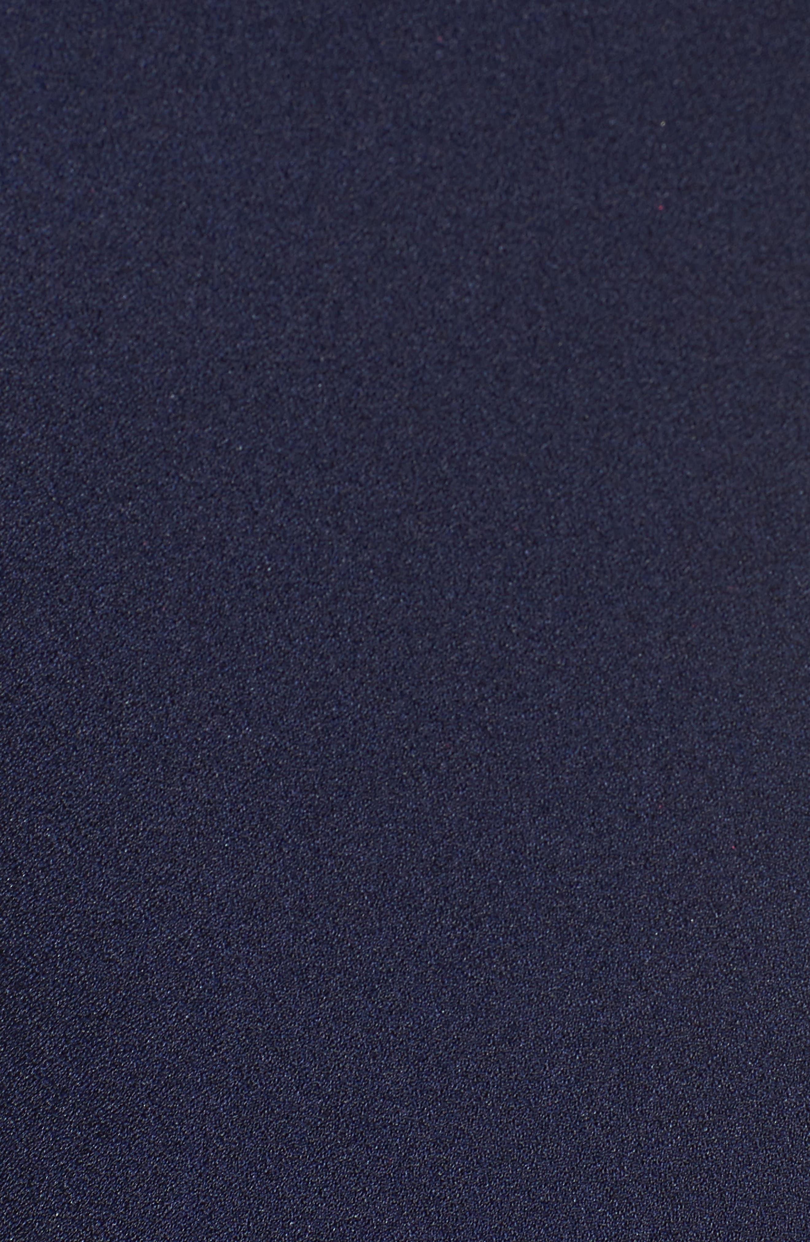 Off the Shoulder Sheath Dress,                             Alternate thumbnail 5, color,                             410