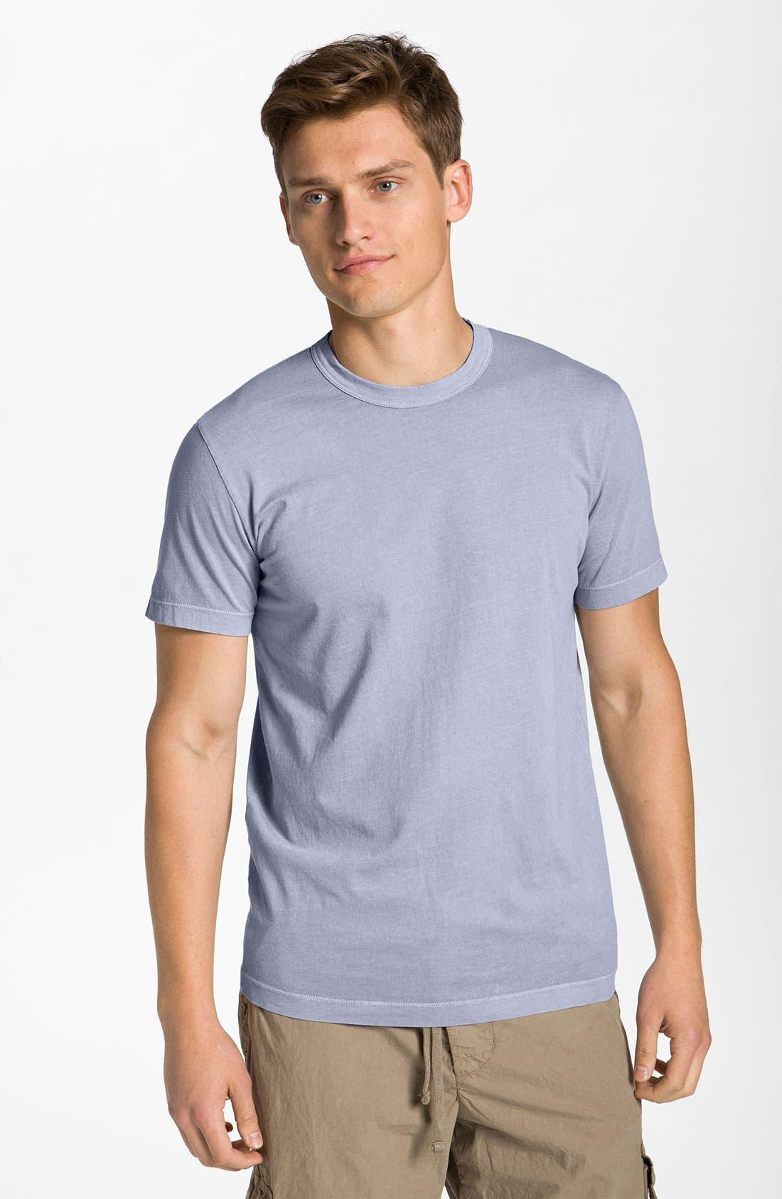 Crewneck Jersey T-Shirt,                             Main thumbnail 88, color,