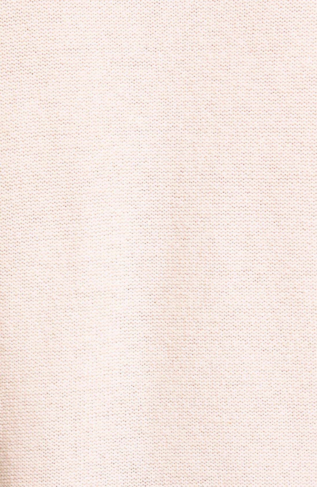 Contrast Cuff Crewneck Sweater,                             Alternate thumbnail 65, color,