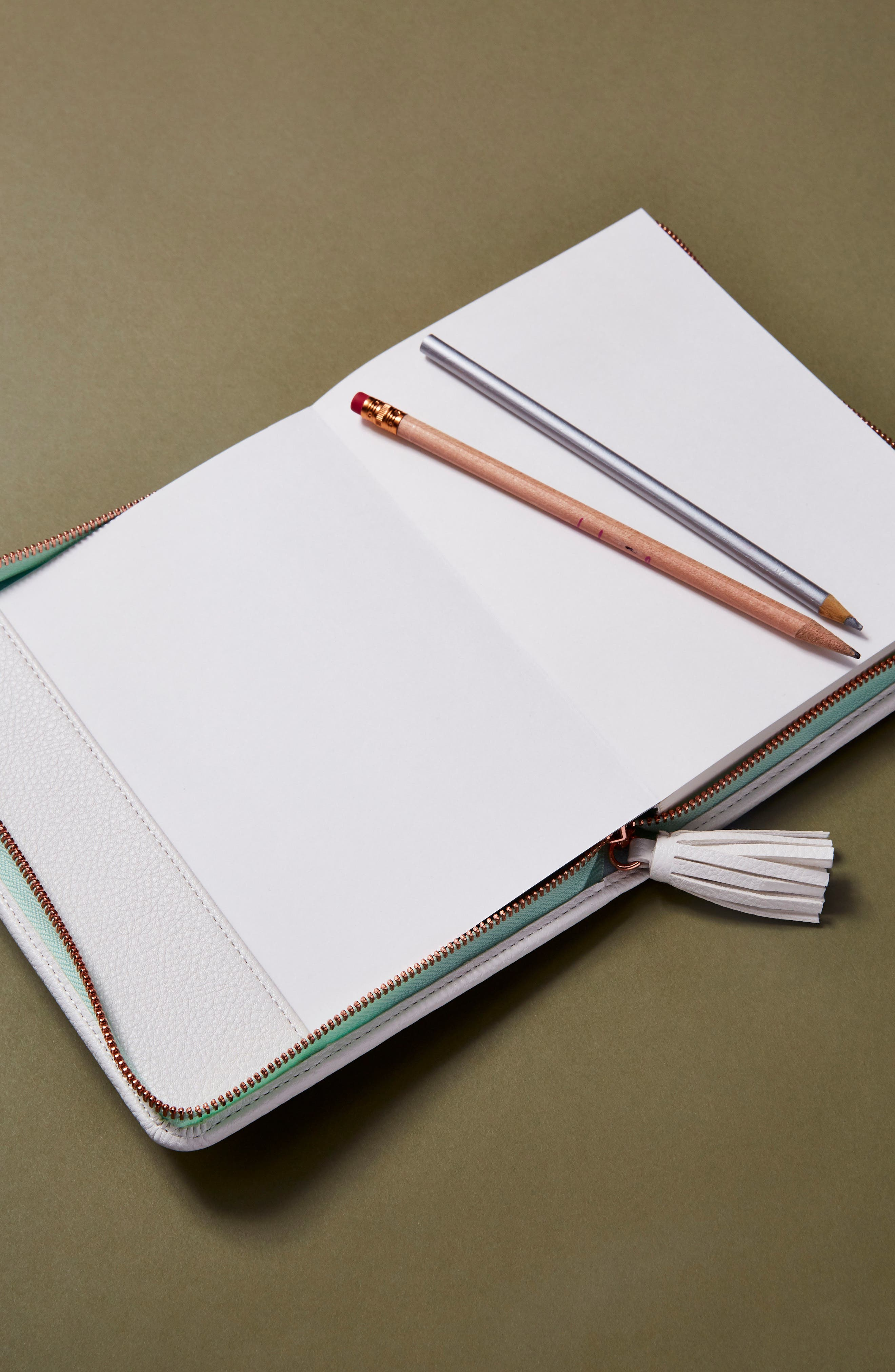 Idiom Leather Journal,                             Alternate thumbnail 17, color,