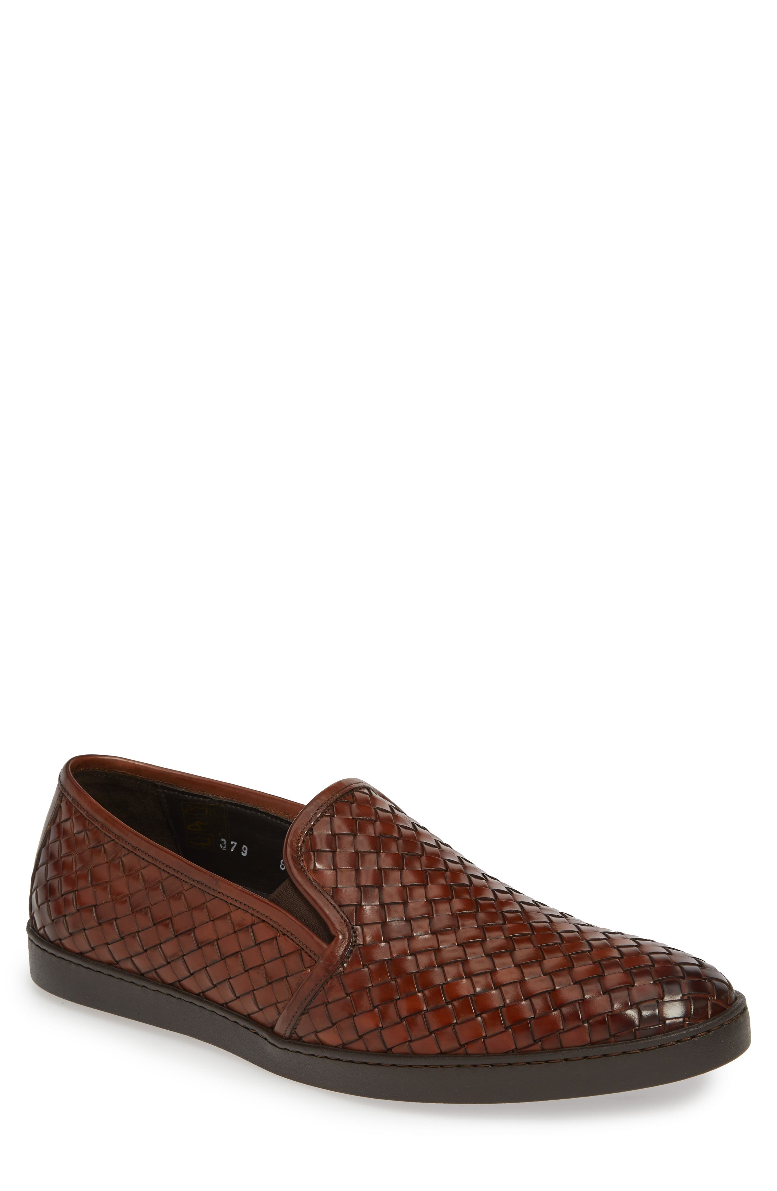 To Boot New York Diverte Venetian Loafer- Brown