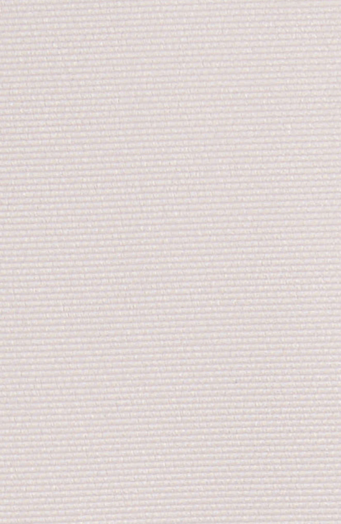 sequin bow A-line dress,                             Alternate thumbnail 5, color,                             672