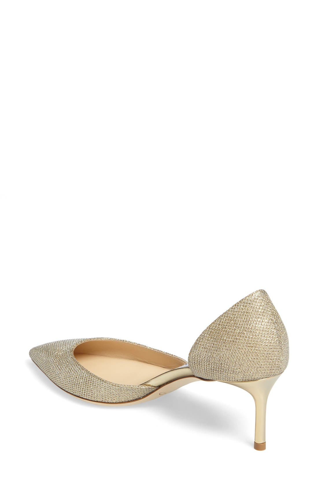 Esther Pointy Toe Pump,                             Alternate thumbnail 5, color,                             710