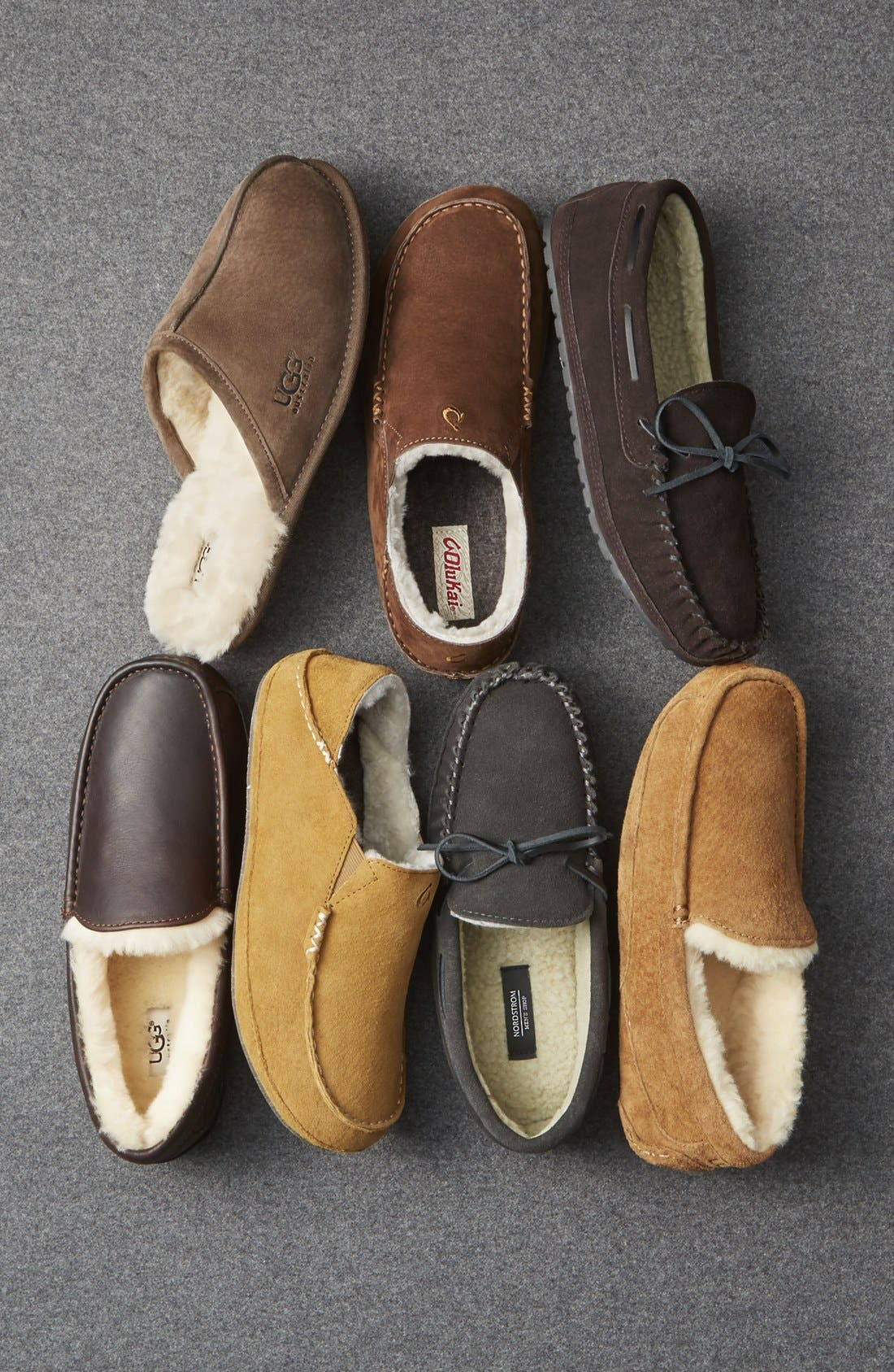 'Potomac' Moccasin Slipper,                             Alternate thumbnail 5, color,                             220
