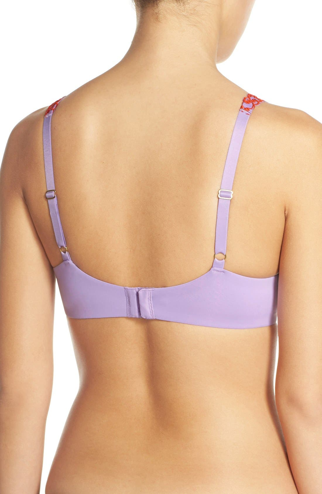 'Pure Luxe' Underwire T-Shirt Bra,                             Alternate thumbnail 57, color,