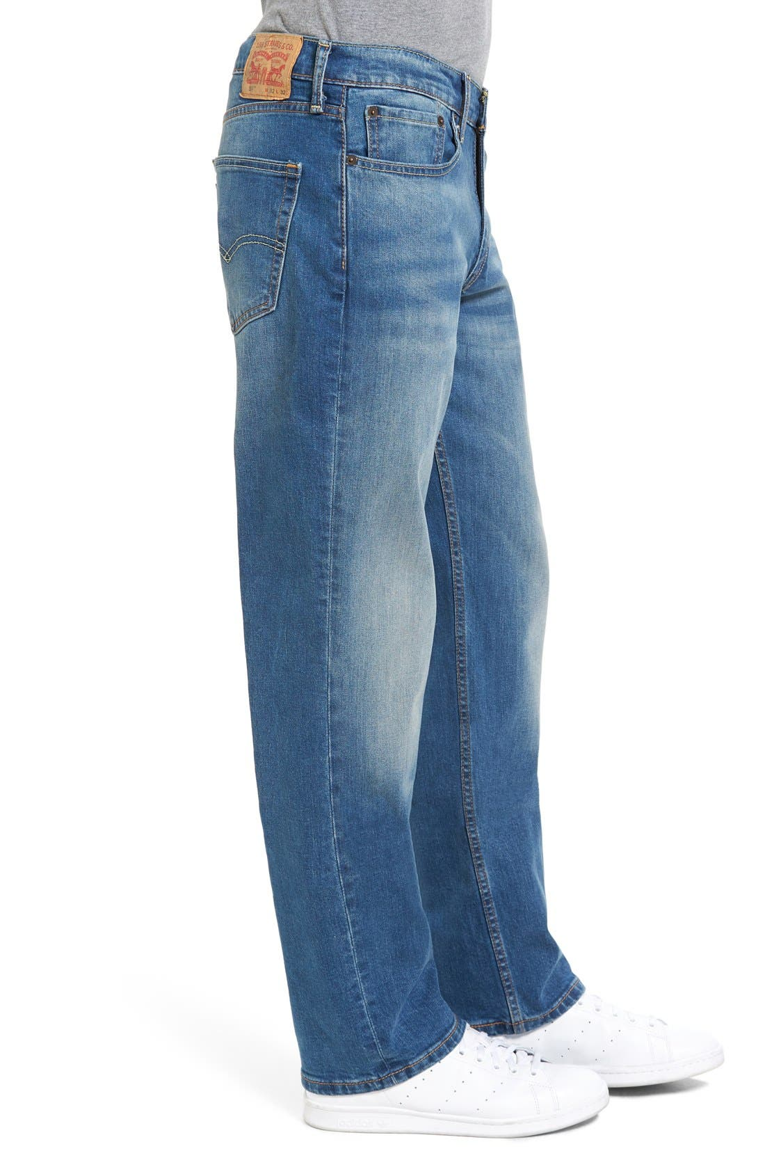 LEVI'S<SUP>®</SUP>,                             514<sup>™</sup> Straight Leg Jeans,                             Main thumbnail 1, color,                             451