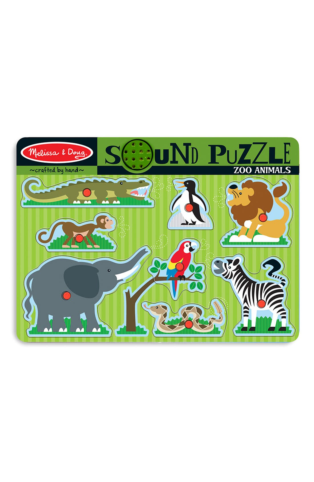 'Sound' Puzzle,                             Main thumbnail 1, color,                             300