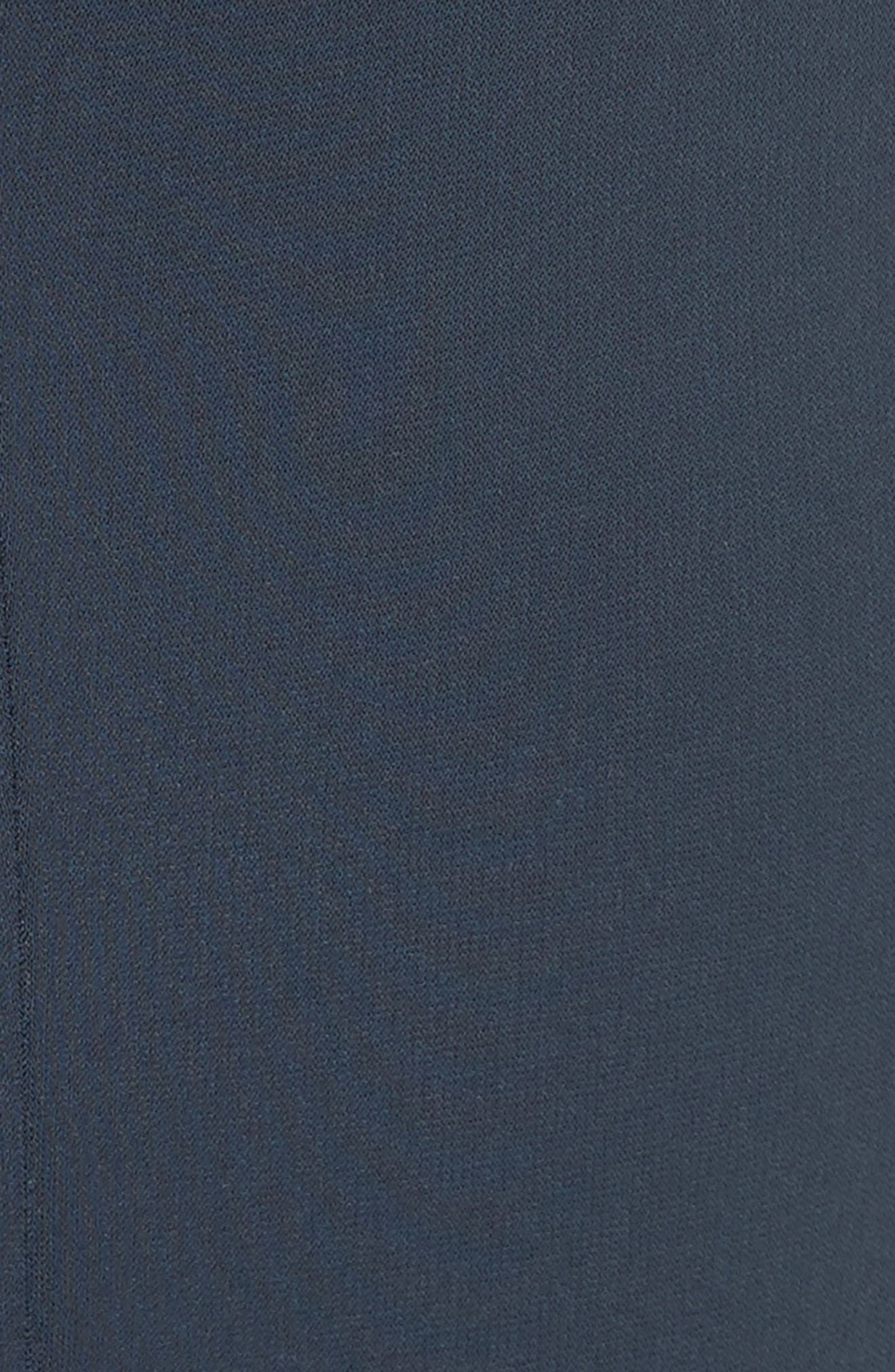Yoke Waist Crop Pants,                             Alternate thumbnail 10, color,