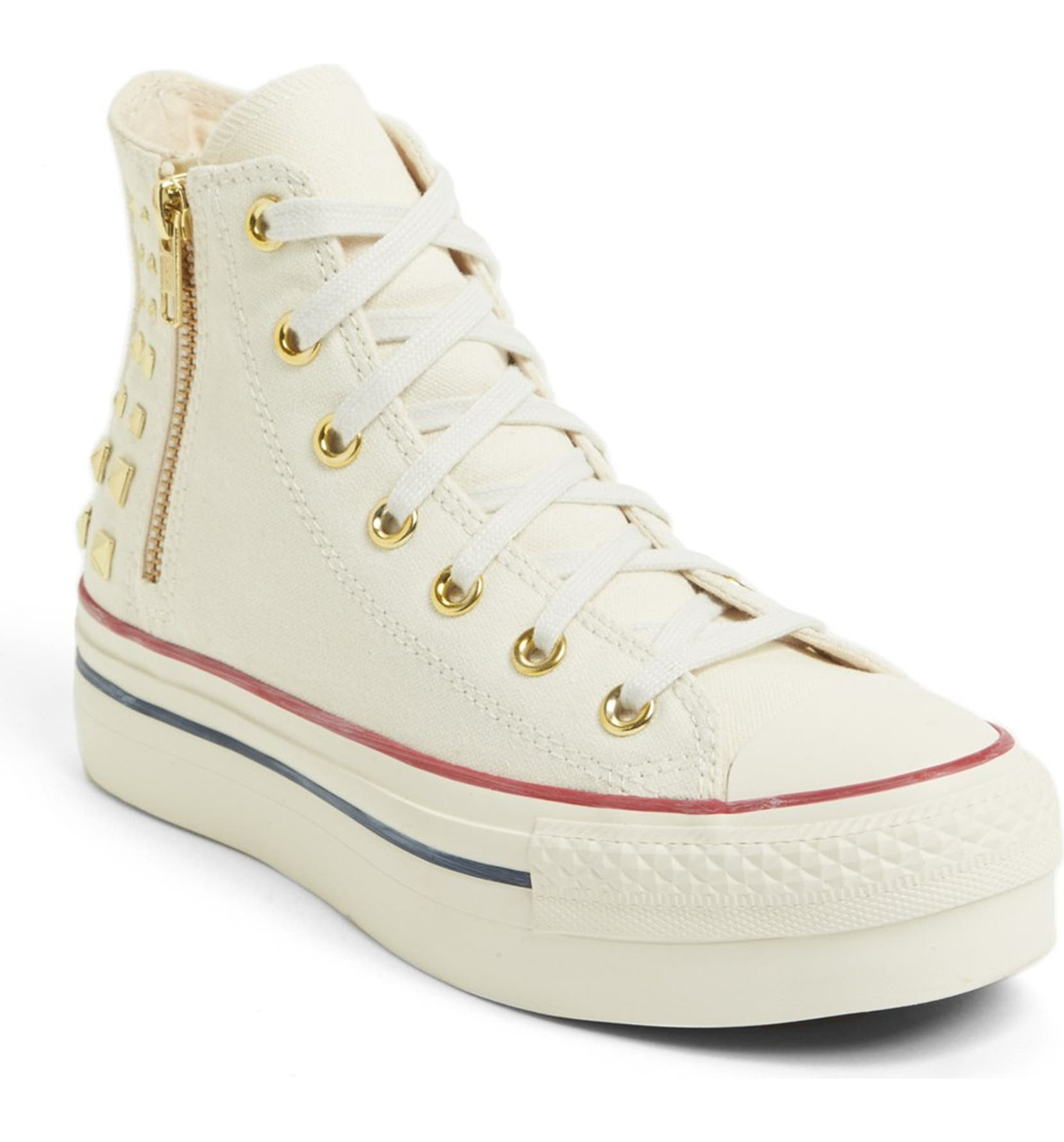 b42fbf61992 Converse Chuck Taylor® All Star® Platform High Top Sneaker (Women ...