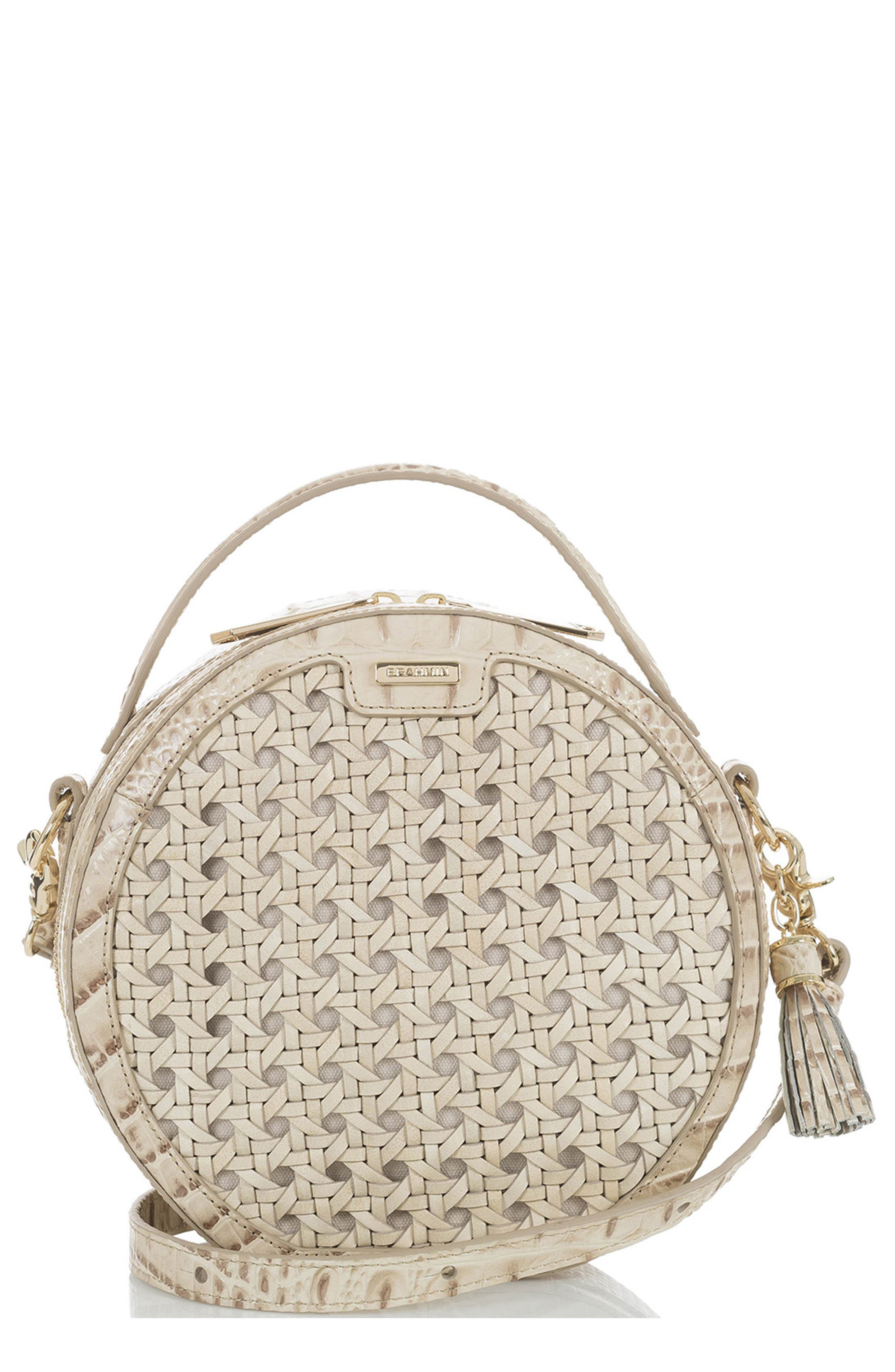 Lane Croc Embossed Leather Crossbody Bag,                             Main thumbnail 2, color,