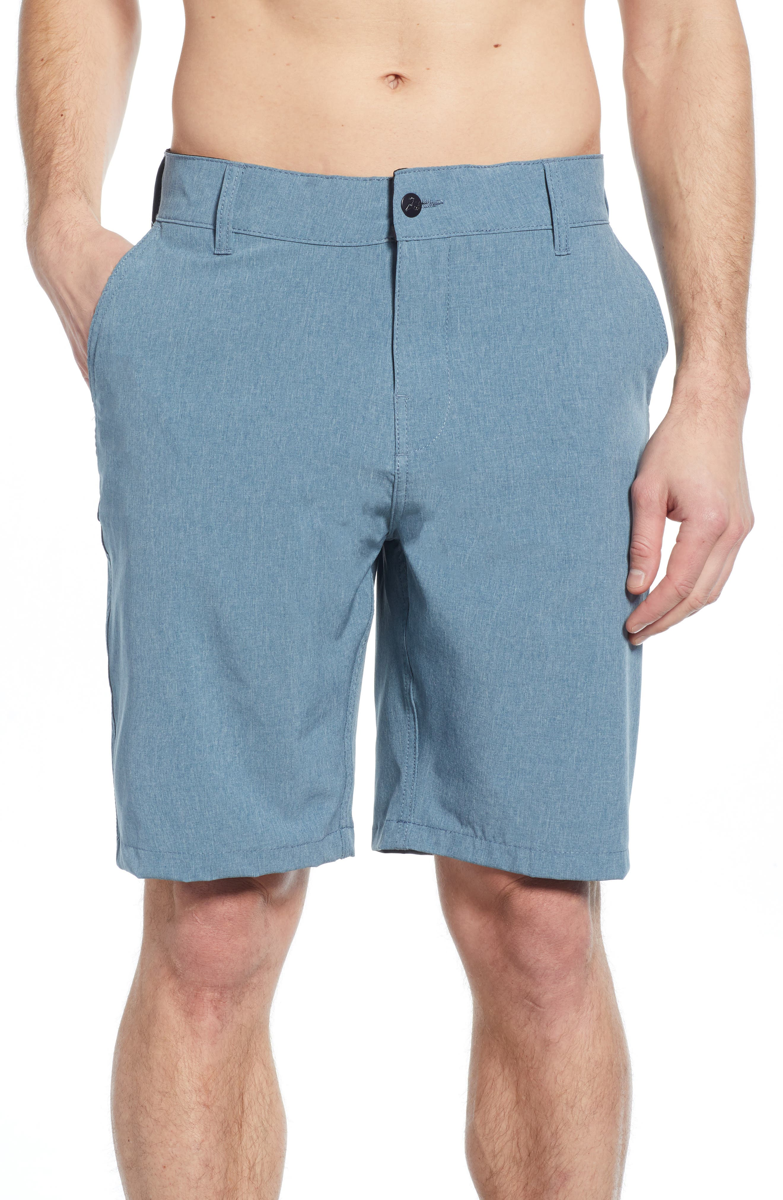 Hybrid Shorts,                             Alternate thumbnail 4, color,                             MEDITERRANEAN