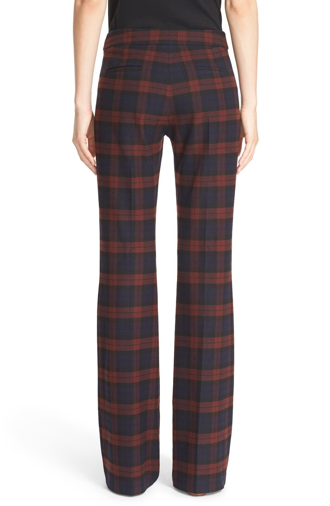 Plaid Flannel Pants,                             Alternate thumbnail 2, color,                             400