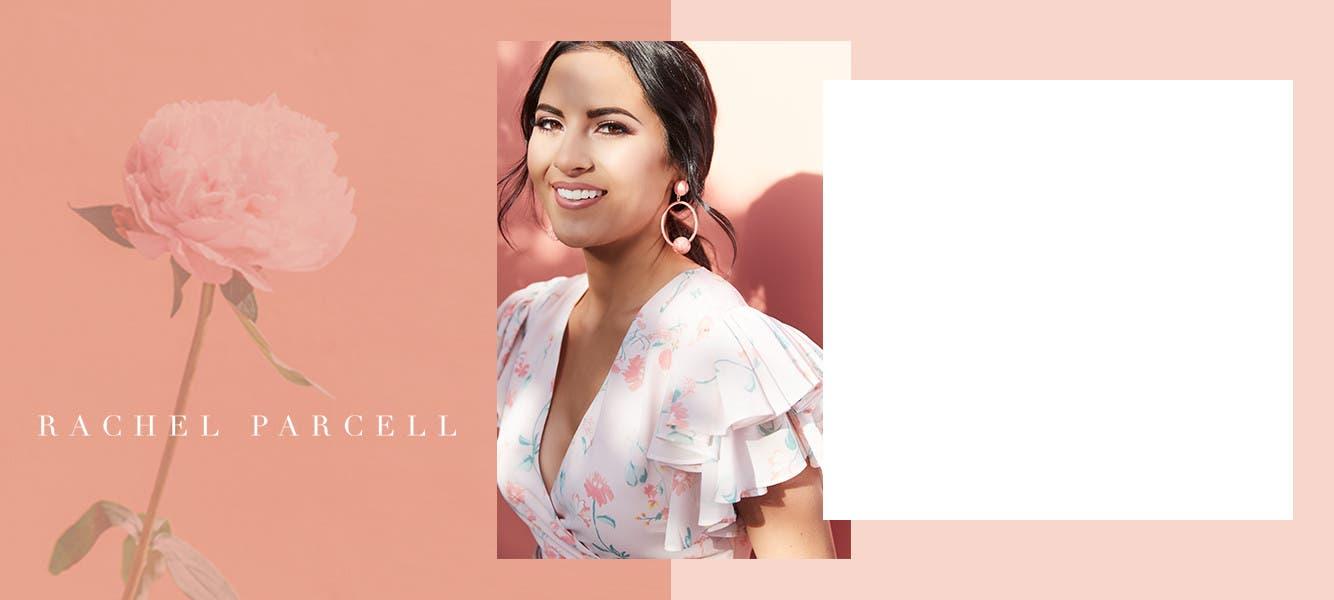 Launching April 10: Rachel Parcell.