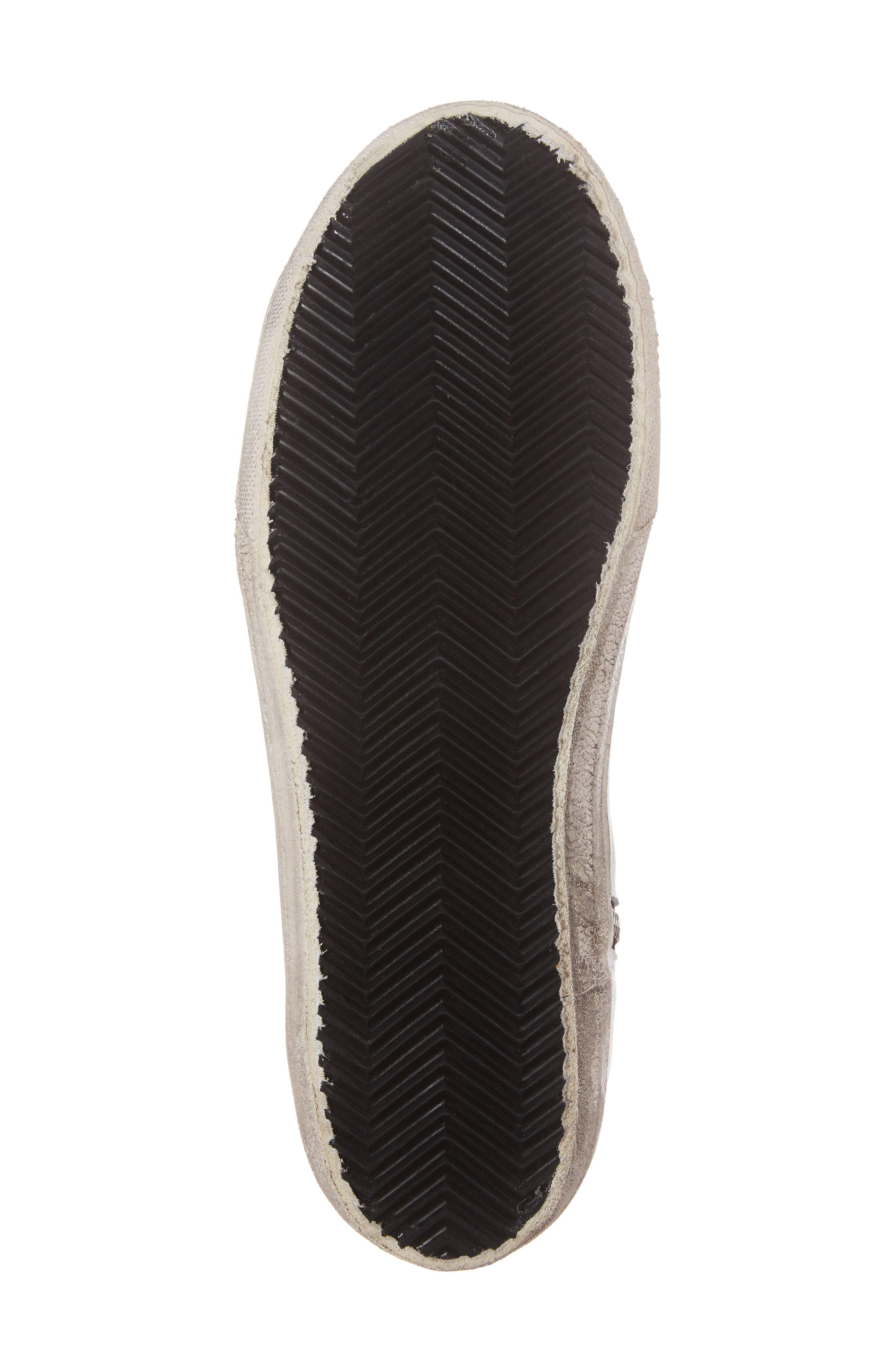 Slide High Top Sneaker,                             Alternate thumbnail 6, color,                             040