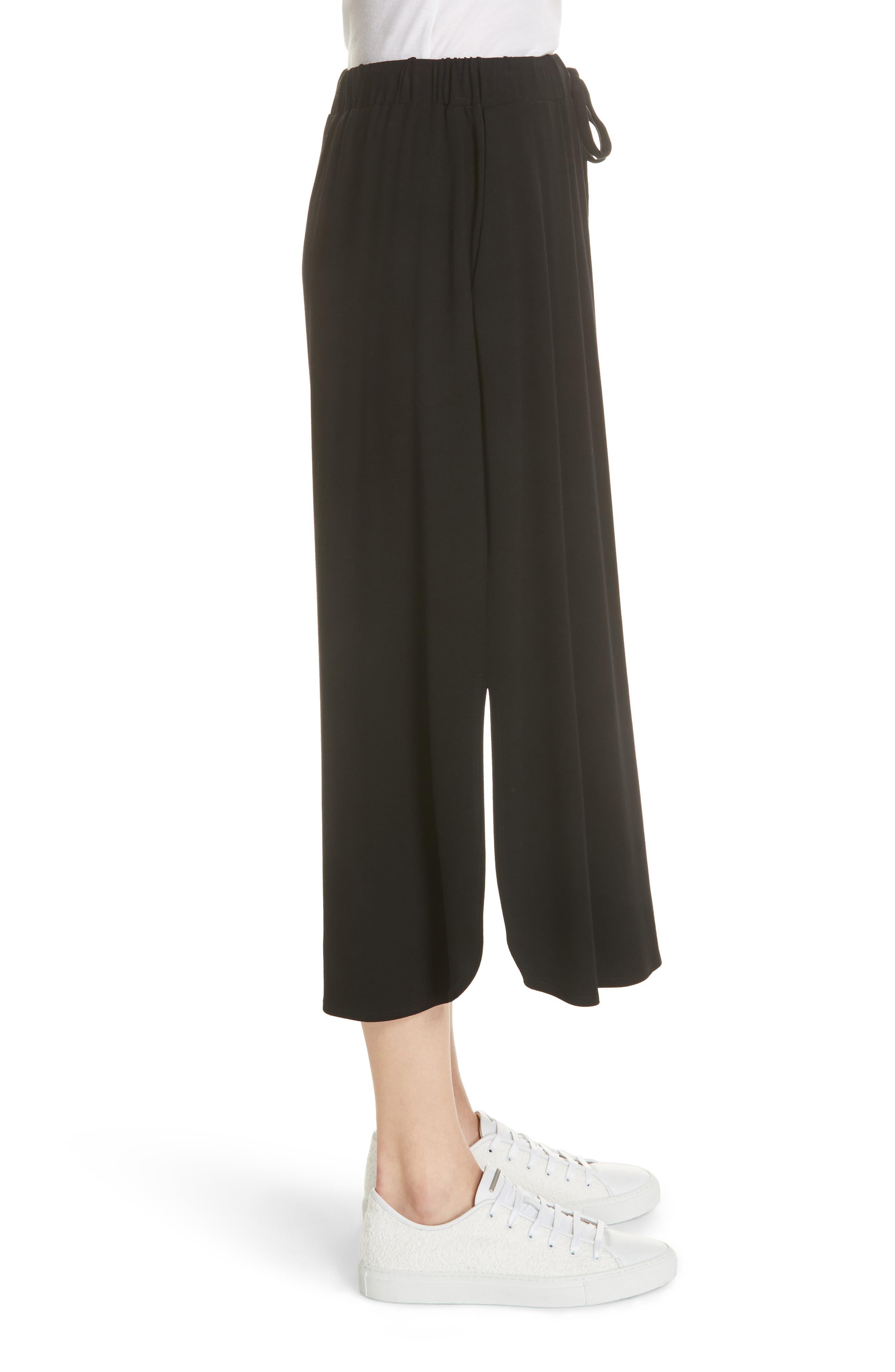 Drawstring Skirt,                             Alternate thumbnail 3, color,                             001