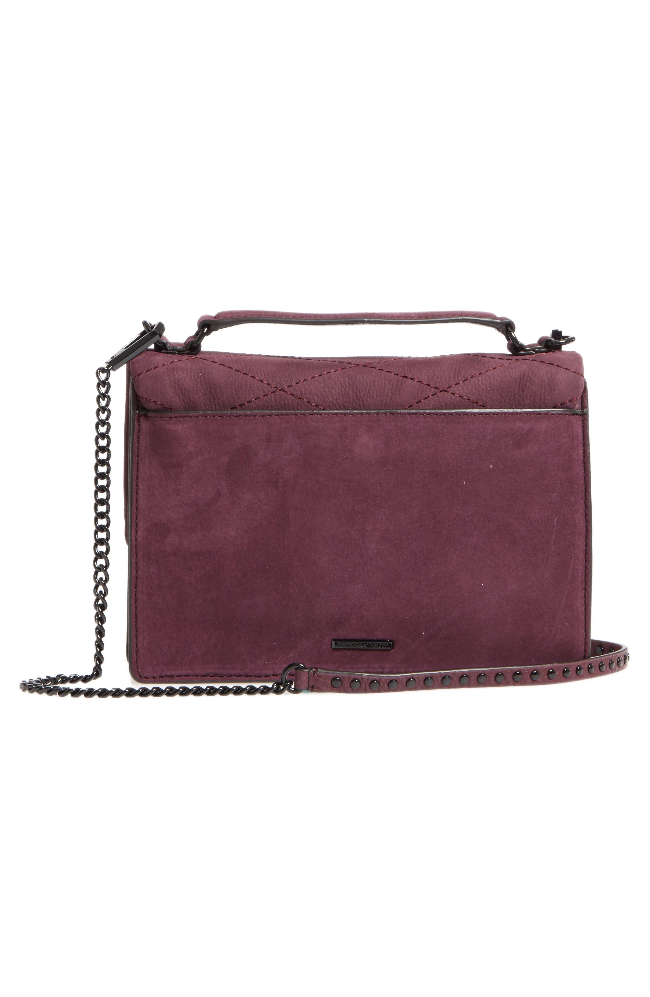 Medium Je T'aime Convertible Leather Crossbody Bag,                             Alternate thumbnail 26, color,