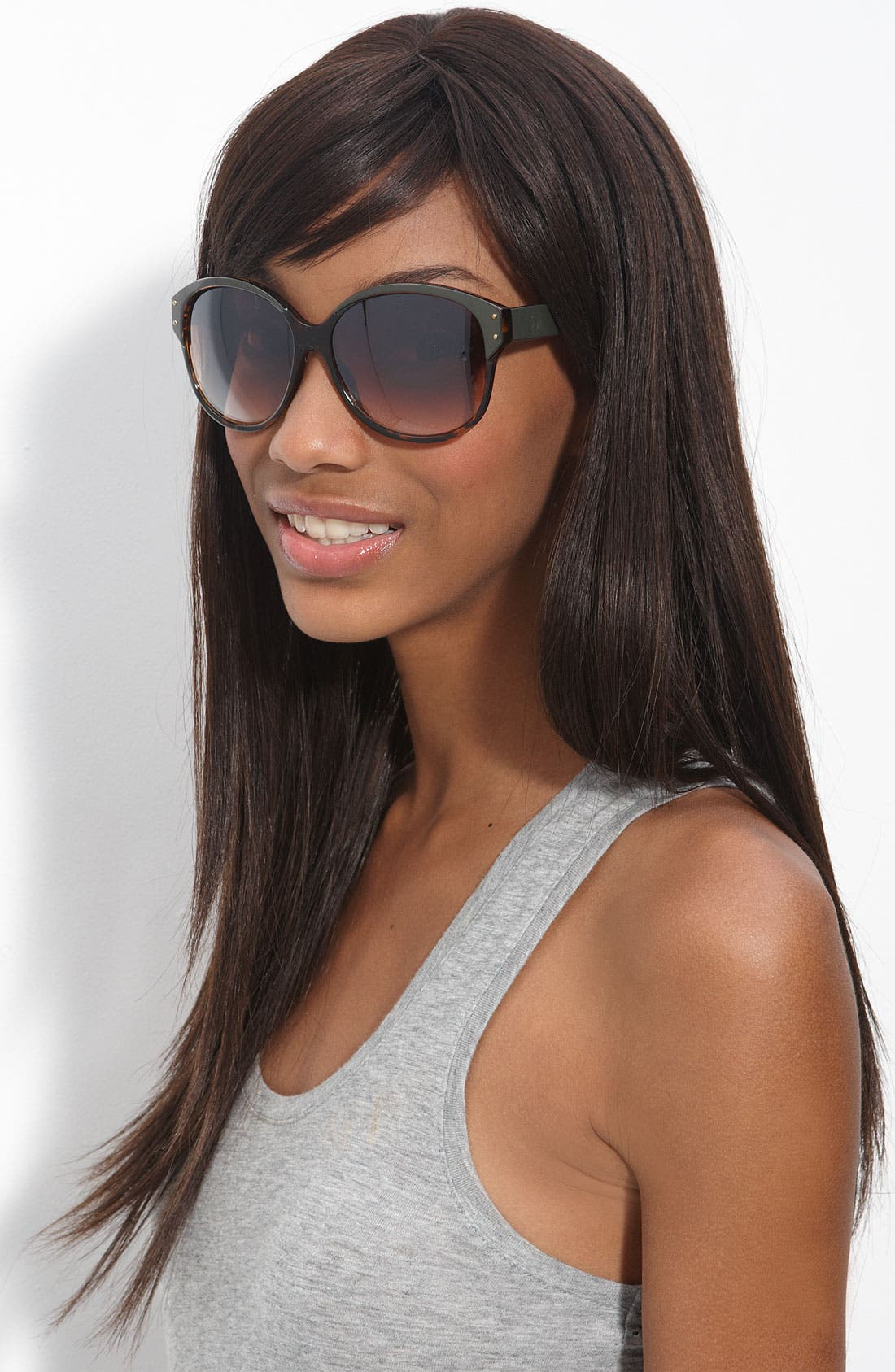 'Theresa' Sunglasses,                             Alternate thumbnail 2, color,                             240