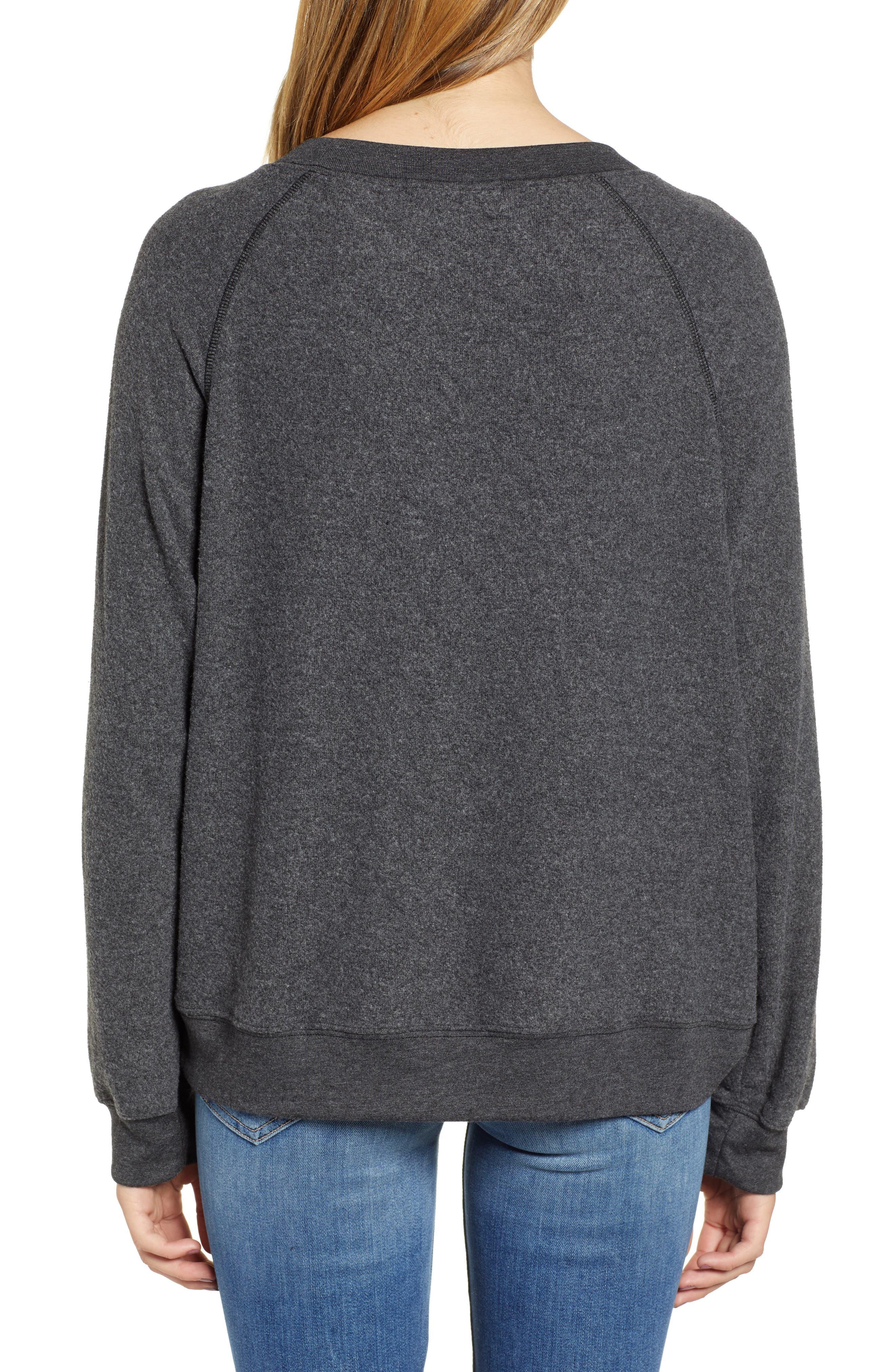 Sommers Papillion Sweatshirt,                             Alternate thumbnail 2, color,                             002