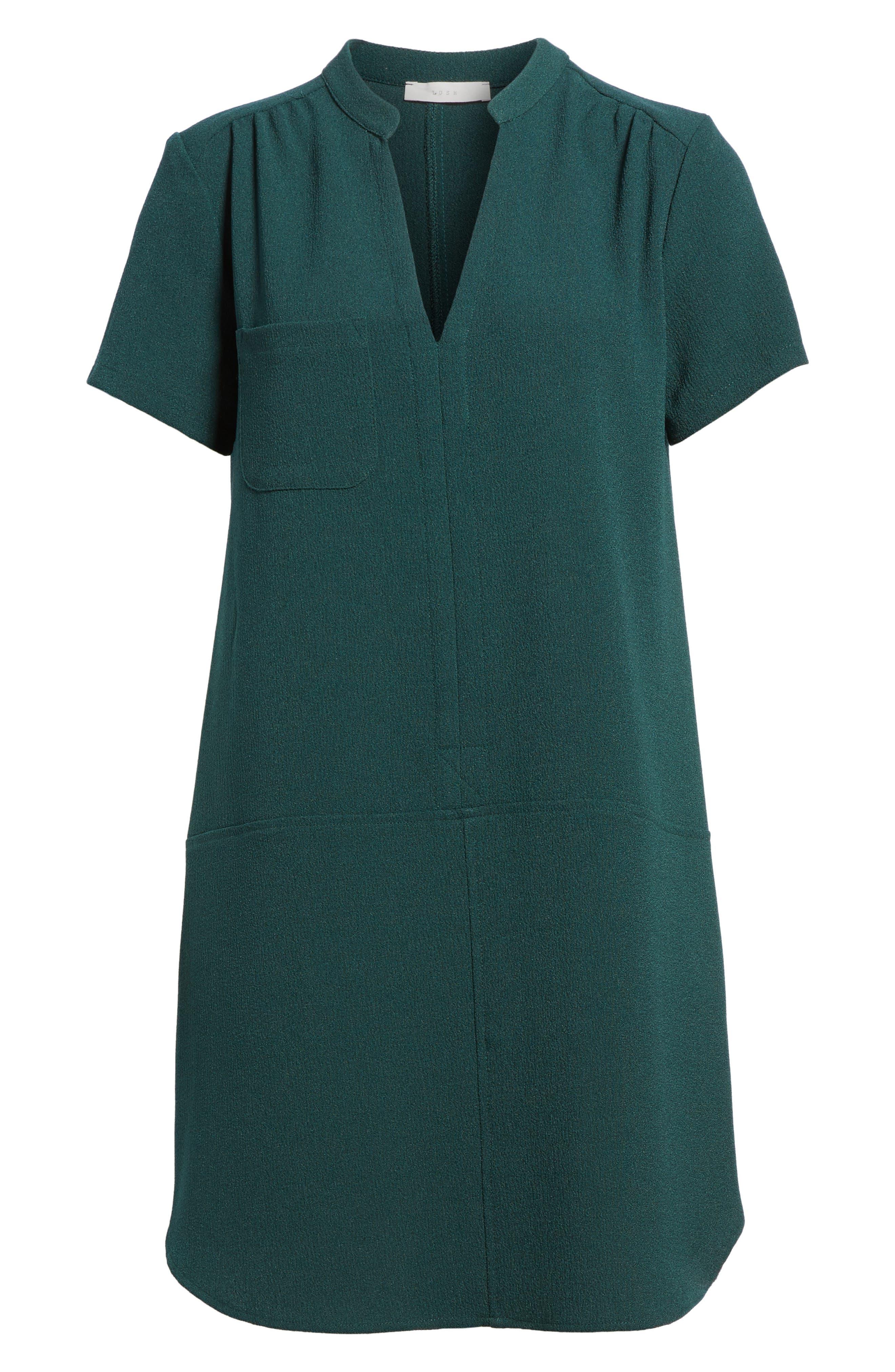 Hailey Crepe Dress,                             Alternate thumbnail 152, color,