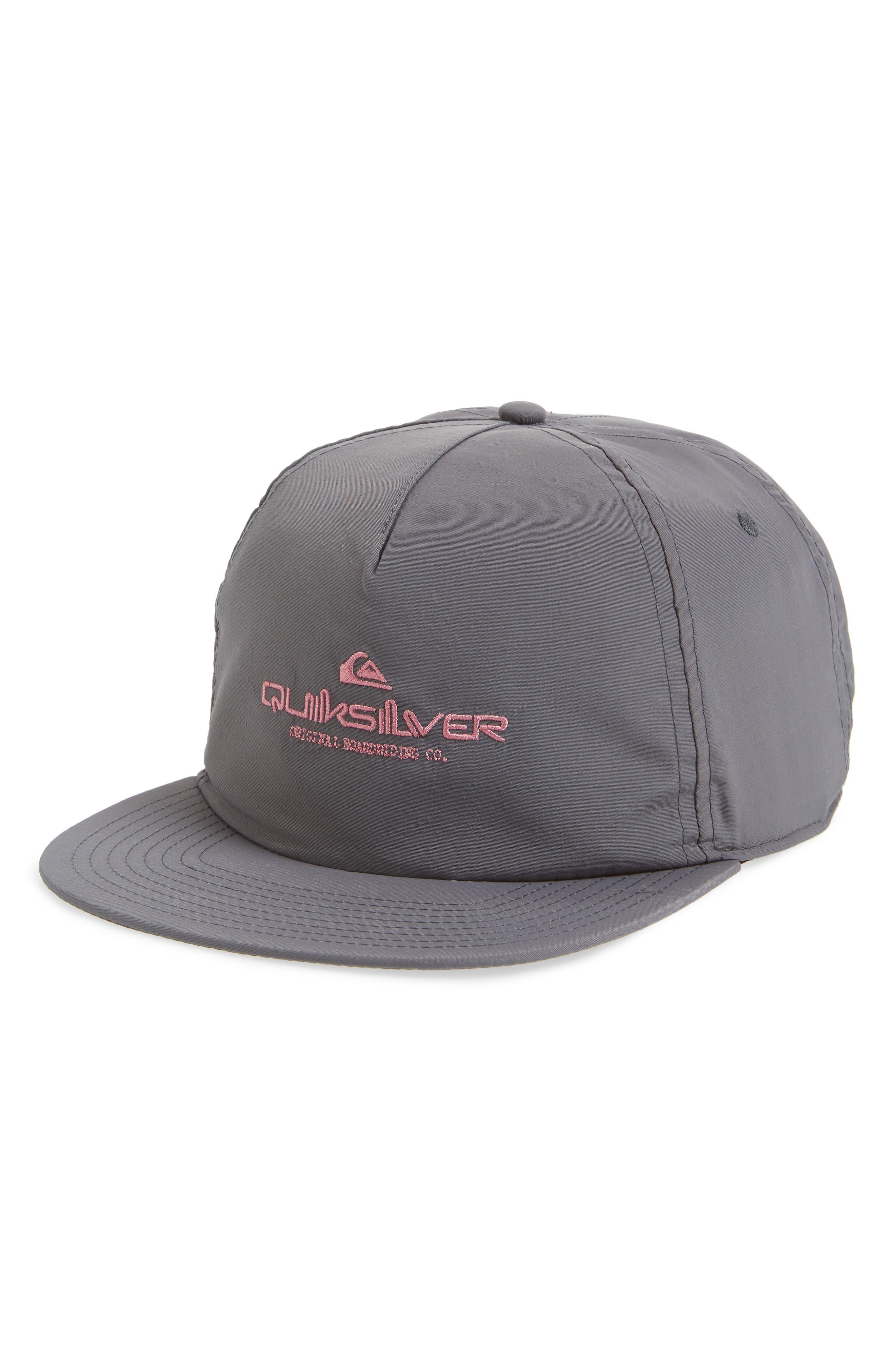 Originator Snapback Baseball Cap,                         Main,                         color, TARMAC