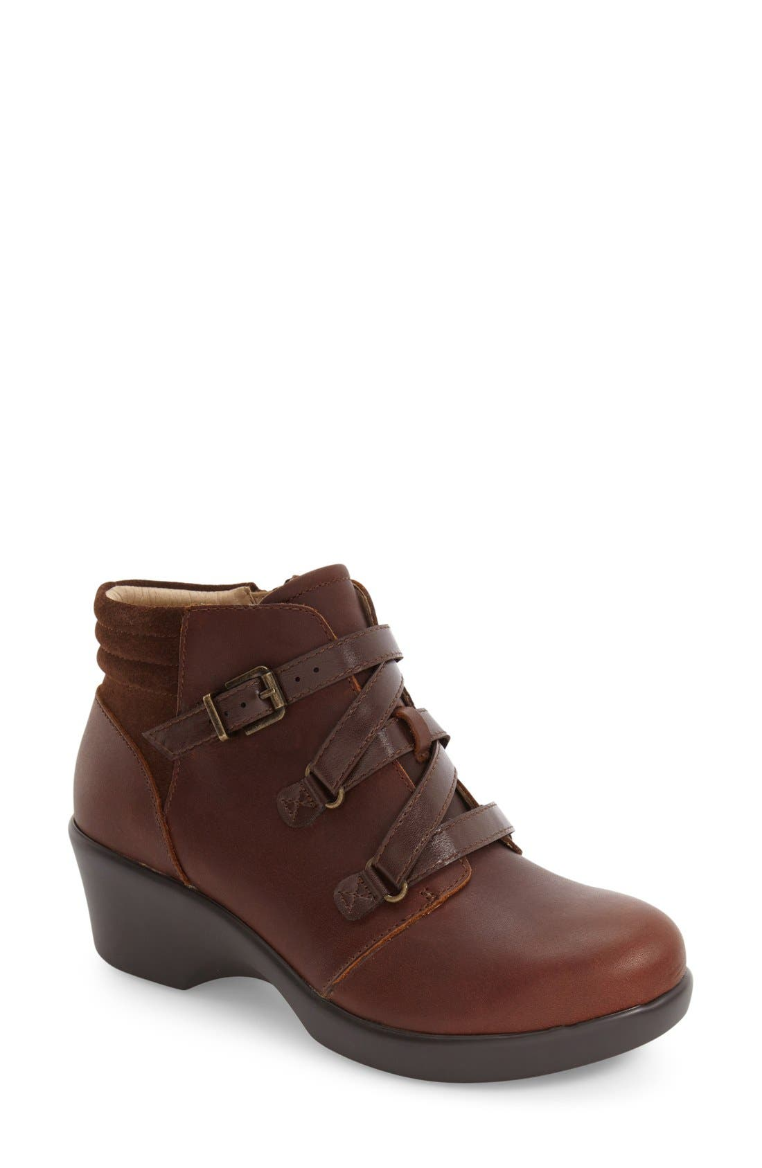 Indi Demi Wedge Bootie,                             Main thumbnail 6, color,