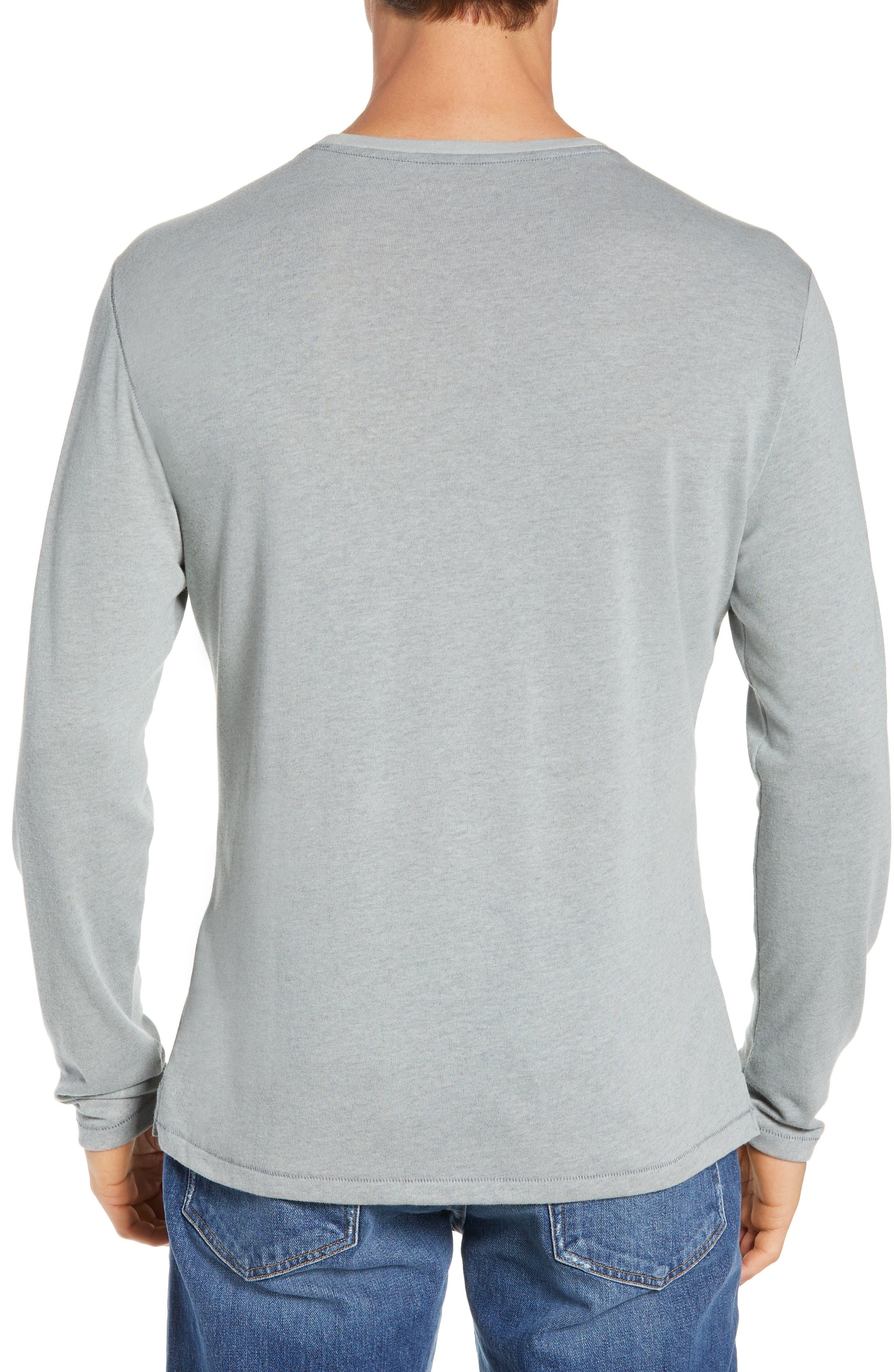 White Rock T-Shirt,                             Alternate thumbnail 2, color,                             LIGHT GREY