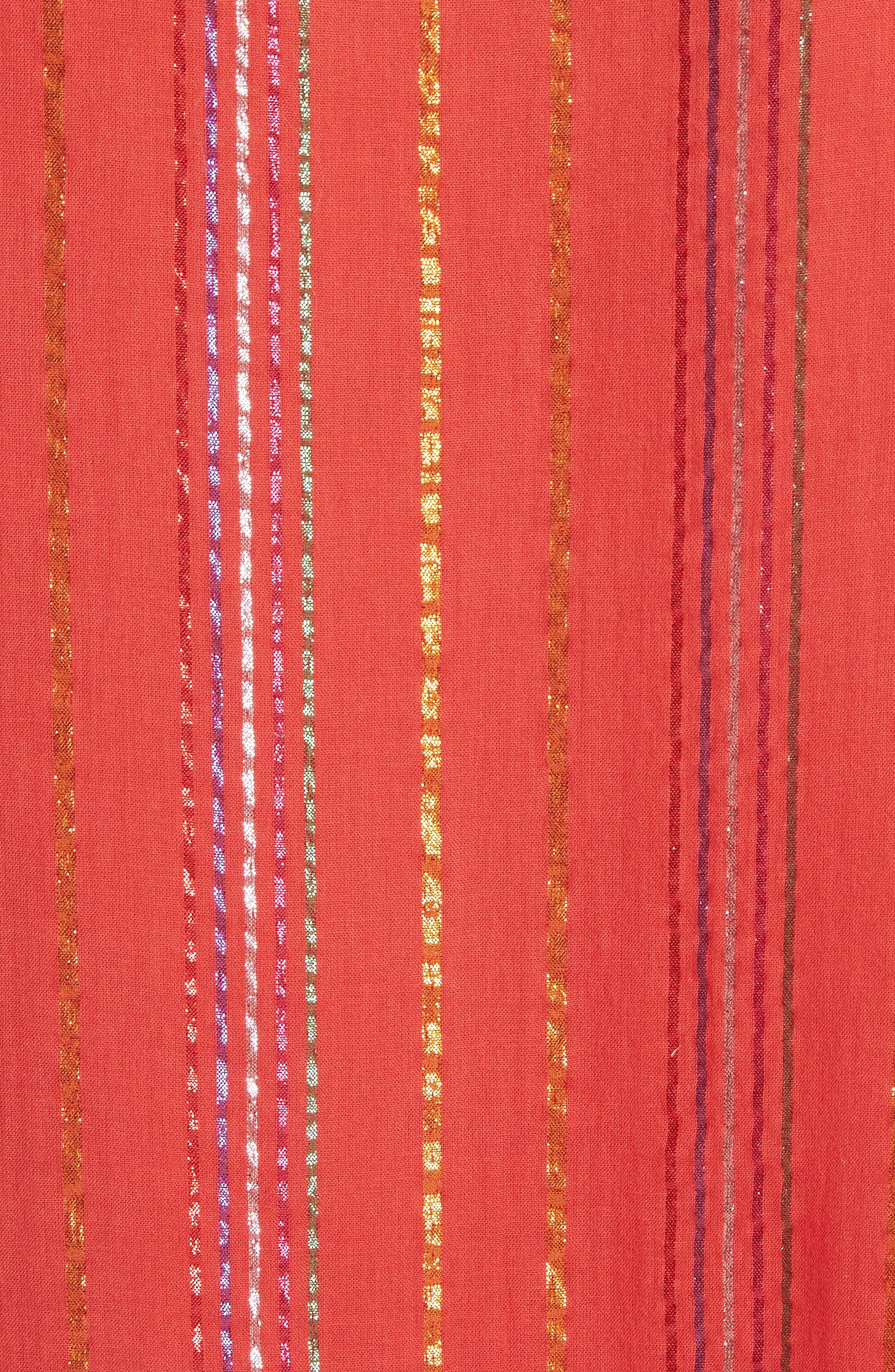 Los Altos Midi Dress,                             Alternate thumbnail 5, color,