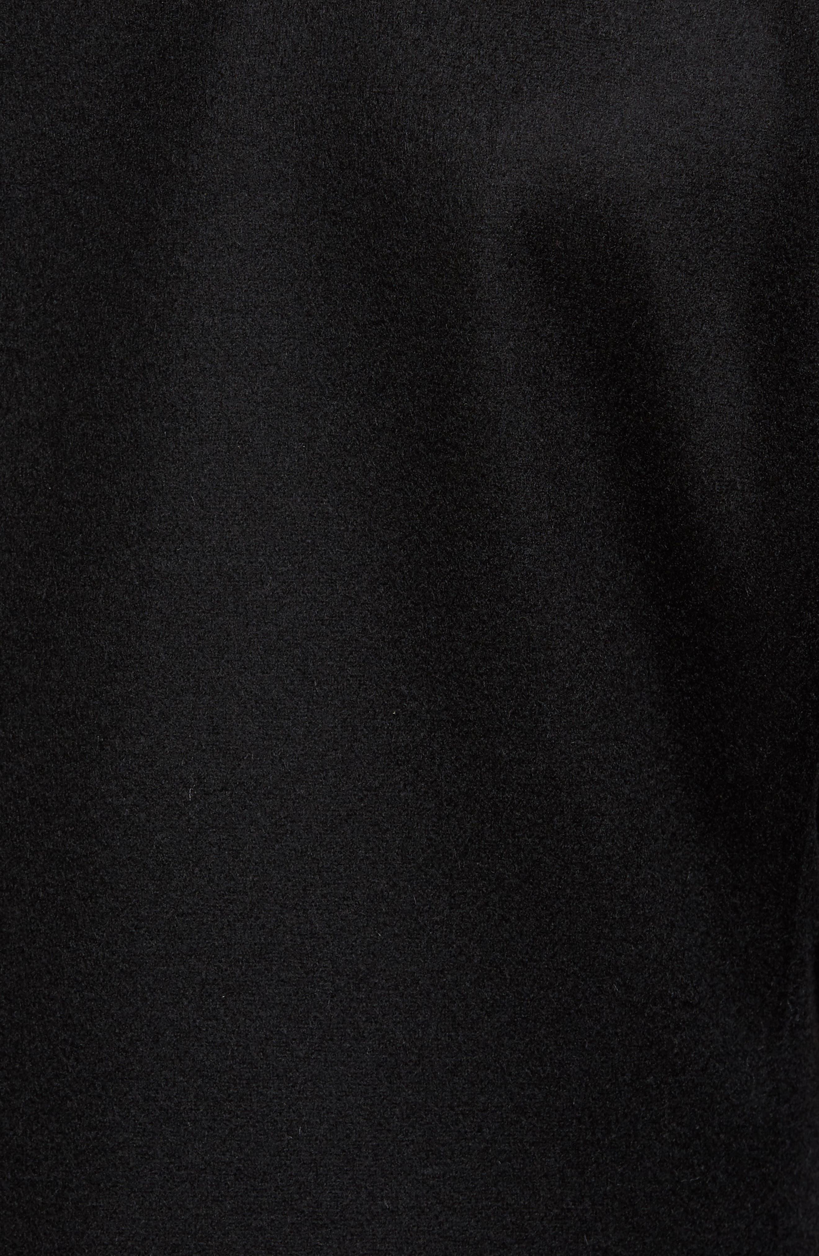 Classic Fit Cashmere Blazer,                             Alternate thumbnail 6, color,                             001