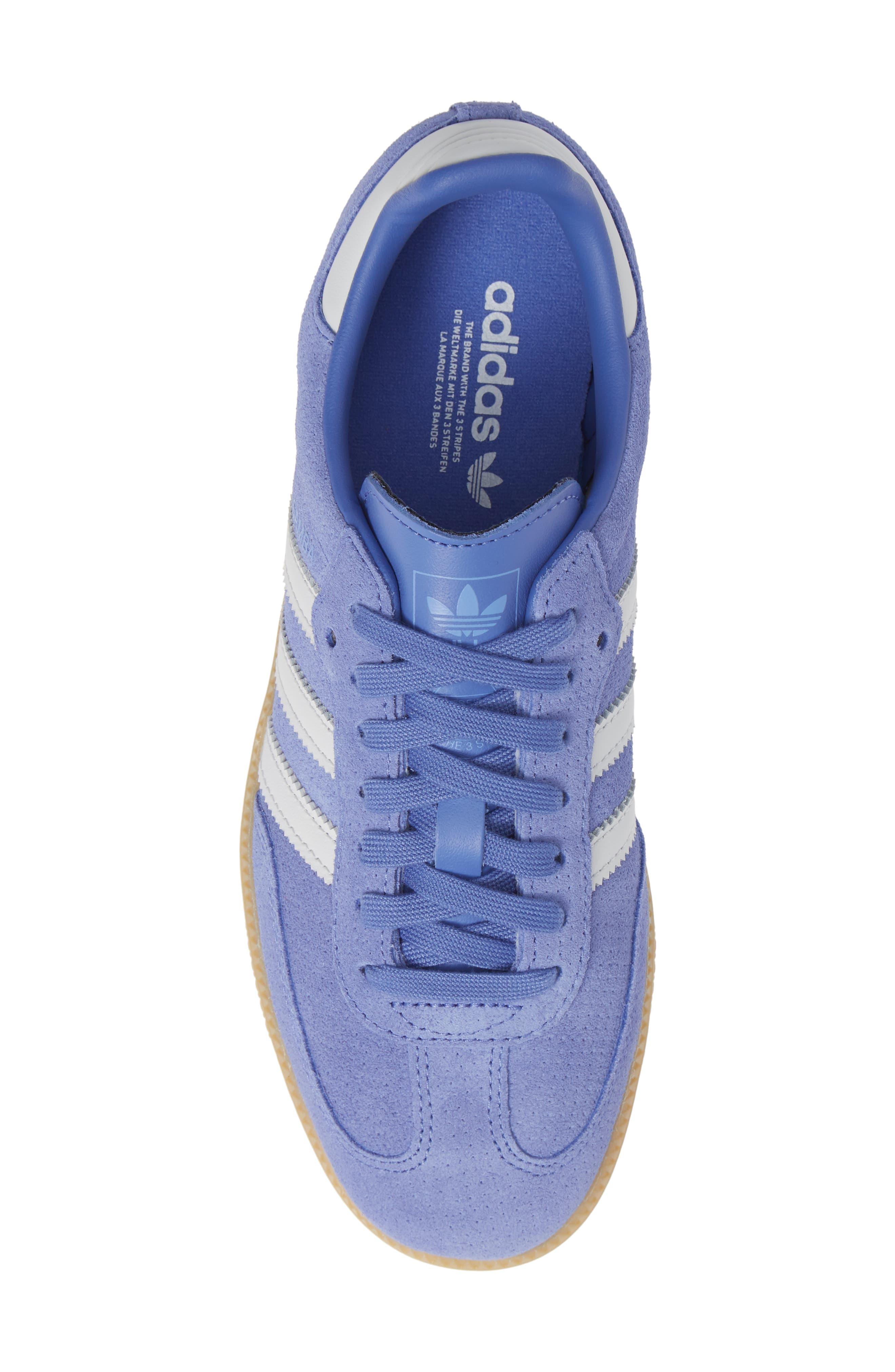 Samba OG Low Top Sneaker,                             Alternate thumbnail 5, color,                             536