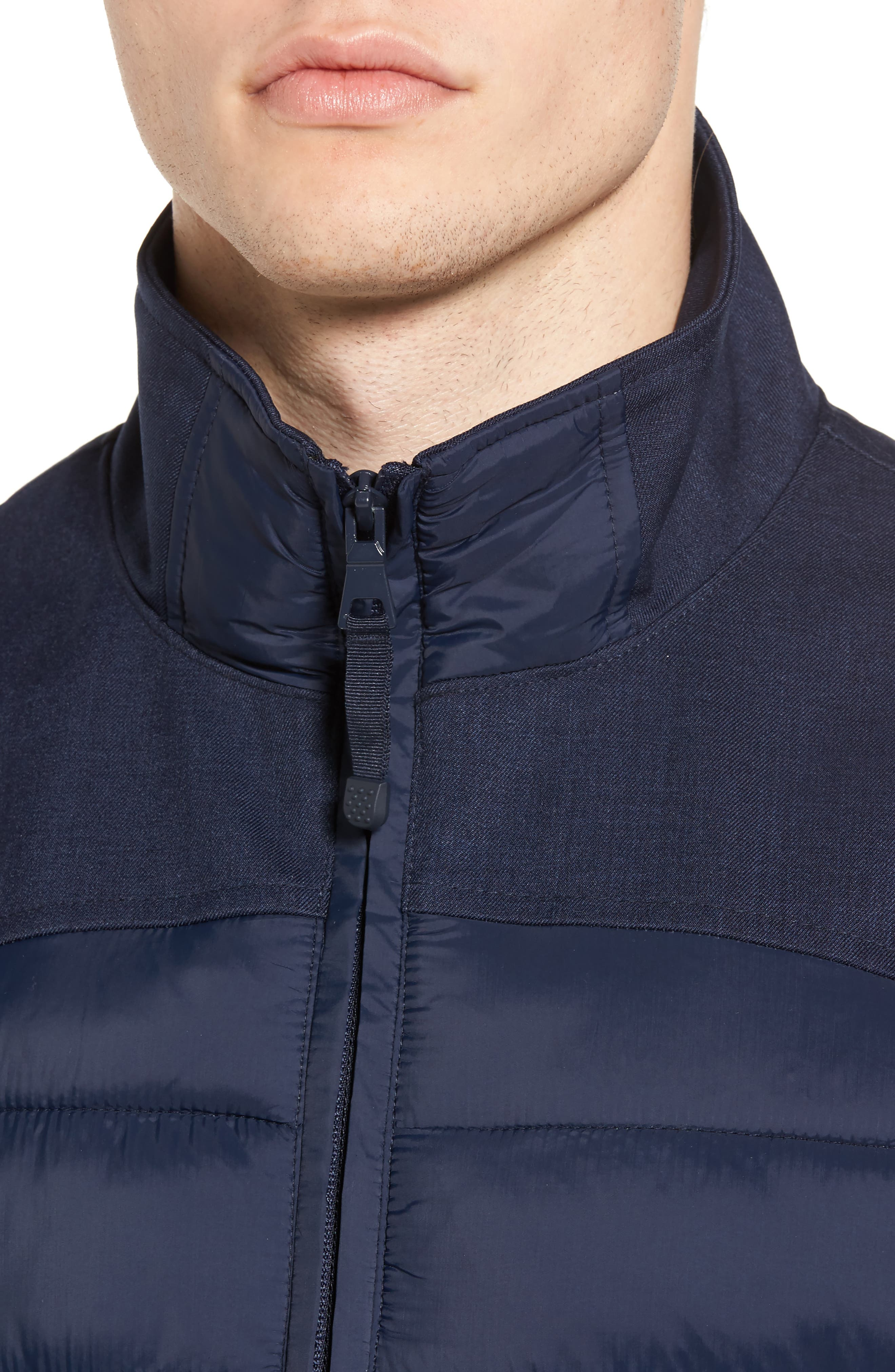 Quilted Vest,                             Alternate thumbnail 4, color,                             421