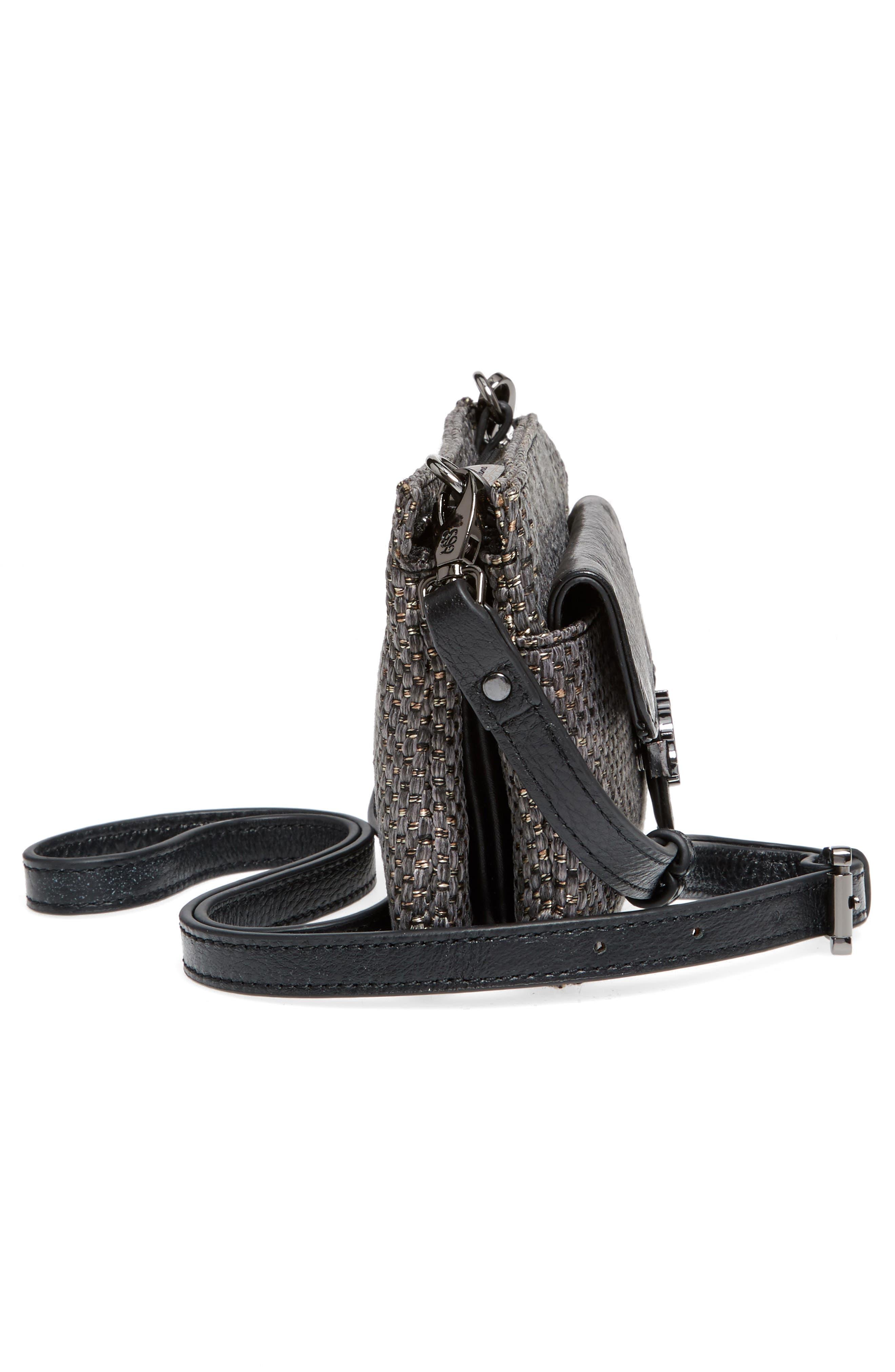 Katerini Leather Crossbody Wallet,                             Alternate thumbnail 28, color,
