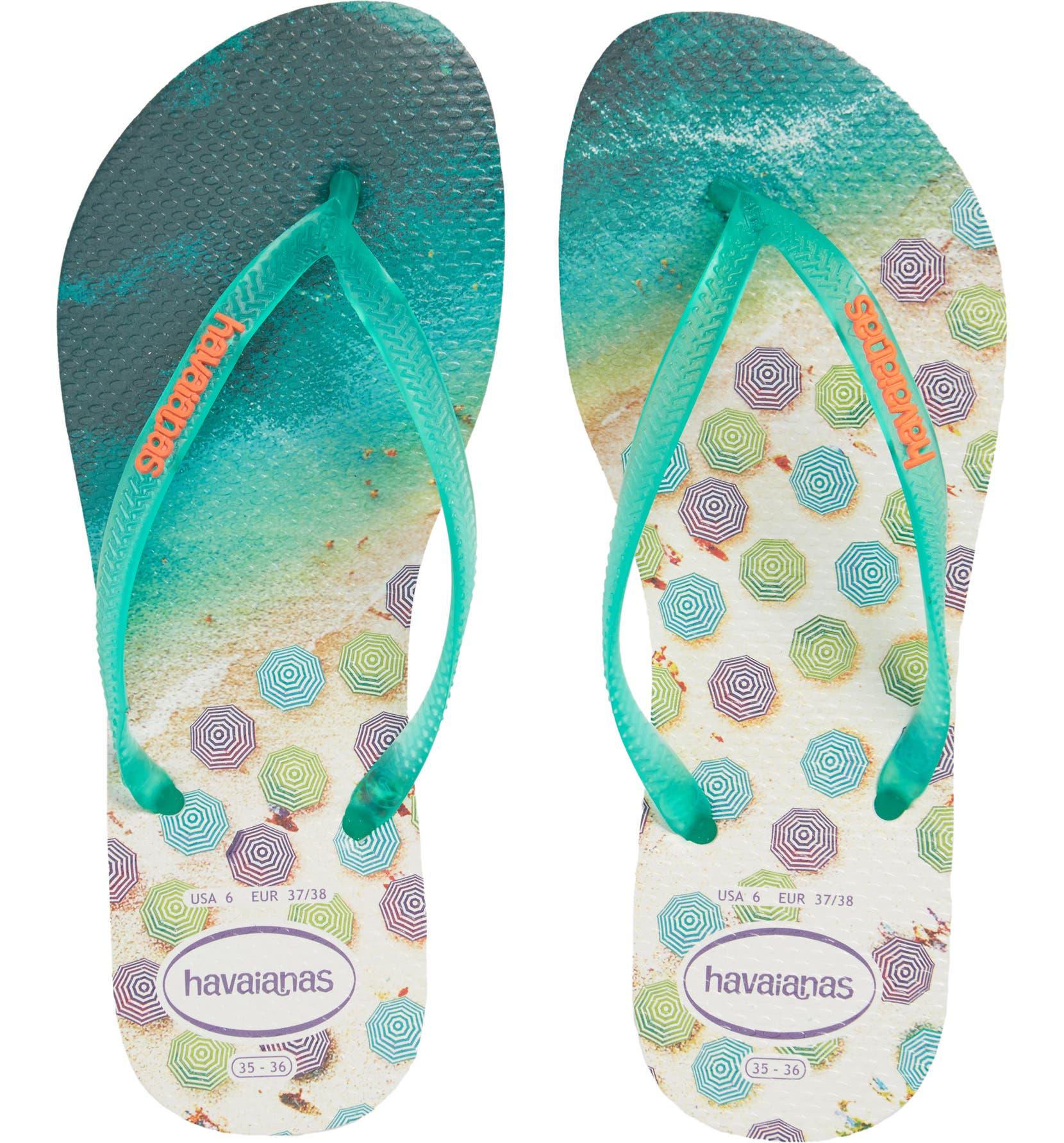 318c81606fa Havaianas  Slim Paisage  Flip Flop (Women)