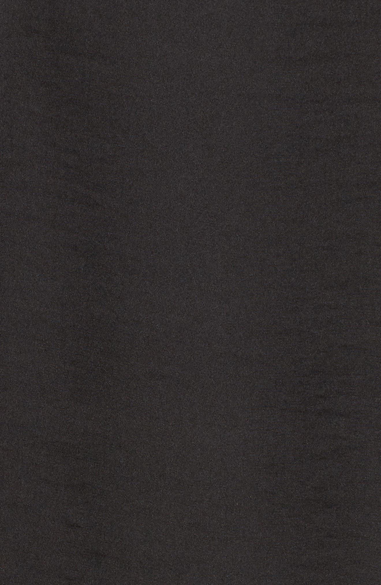 Bell Sleeve Hammered Satin Blouse,                             Alternate thumbnail 17, color,
