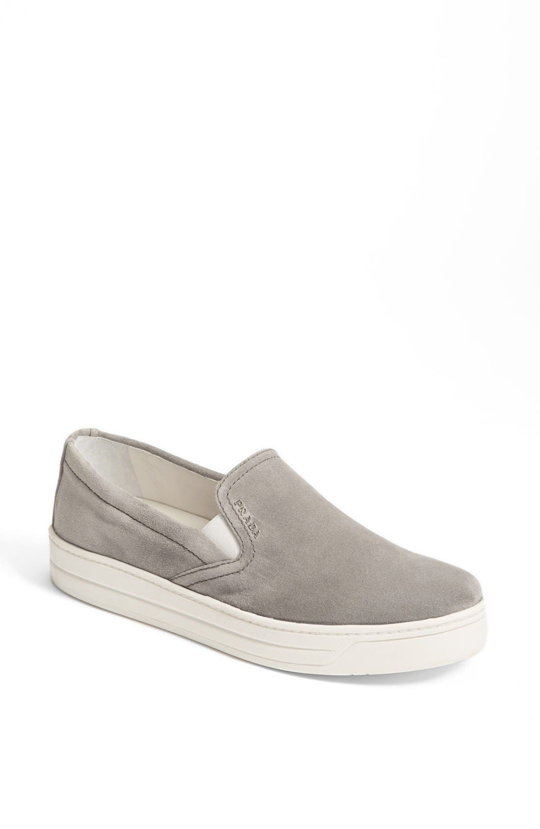 Slip-On Sneaker,                             Main thumbnail 6, color,