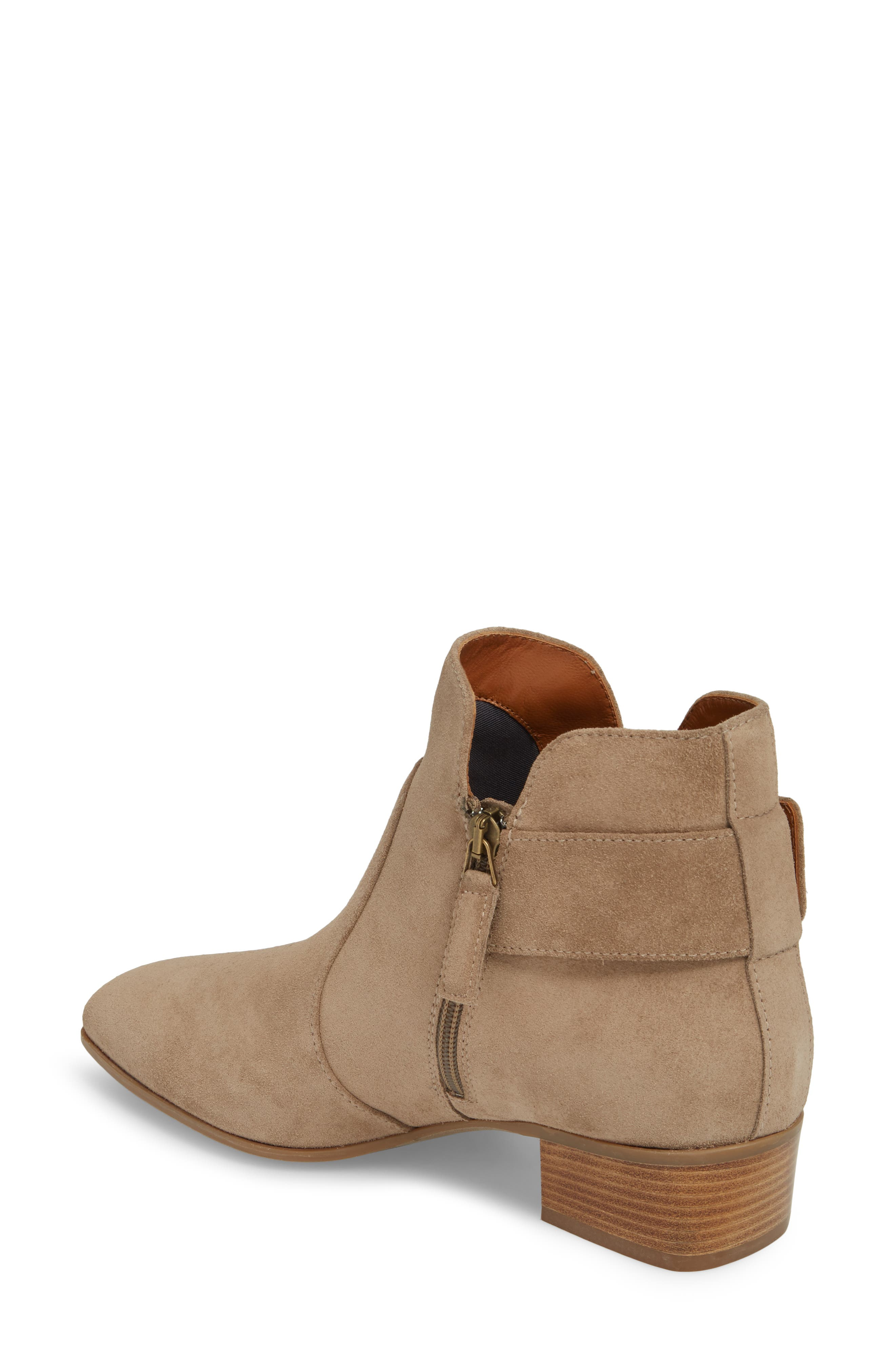 Fiamma Water Resistant Bootie,                             Alternate thumbnail 2, color,                             TAUPE