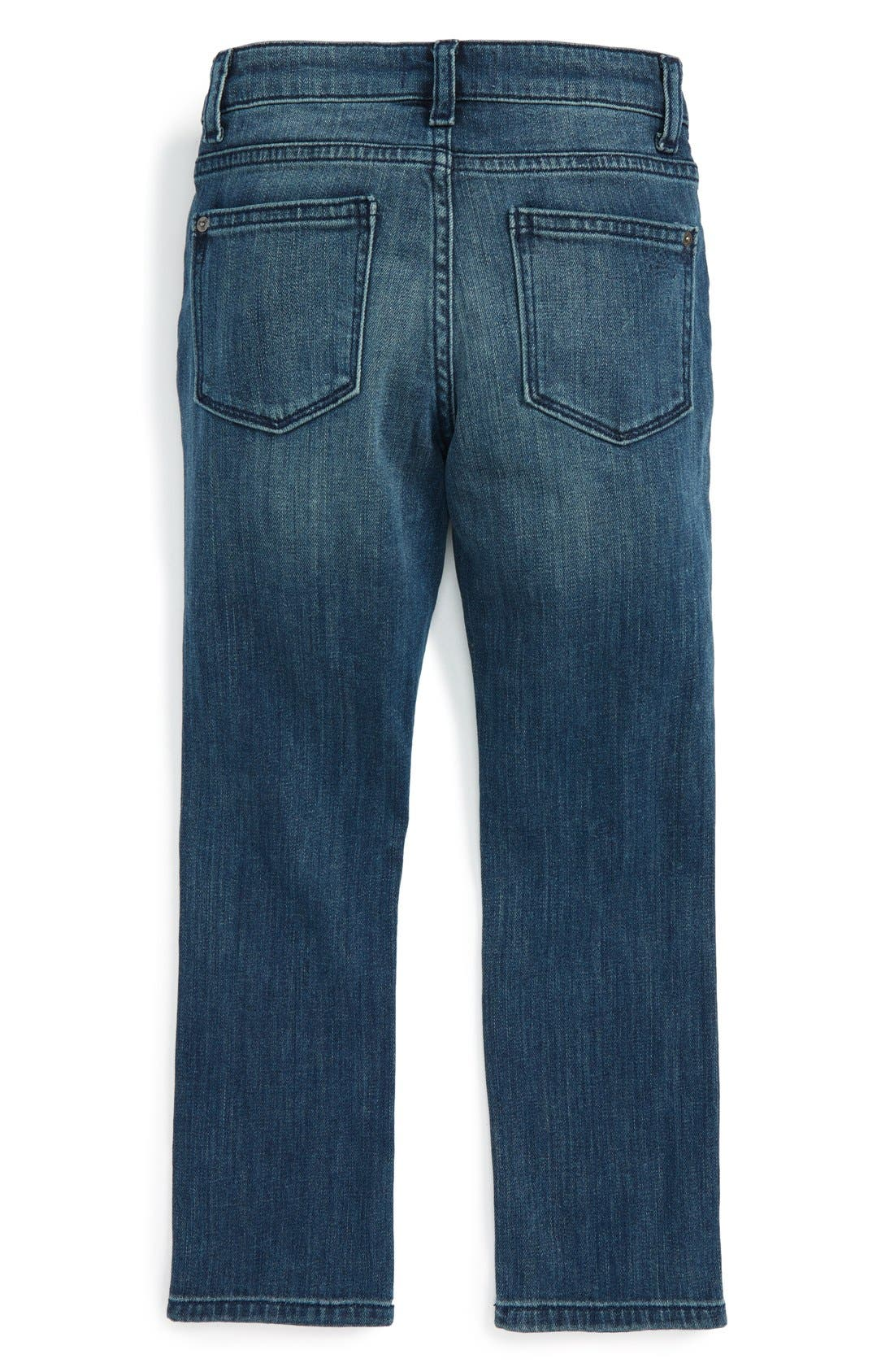 'Hawke' Skinny Jeans,                             Alternate thumbnail 2, color,                             SCABBARD