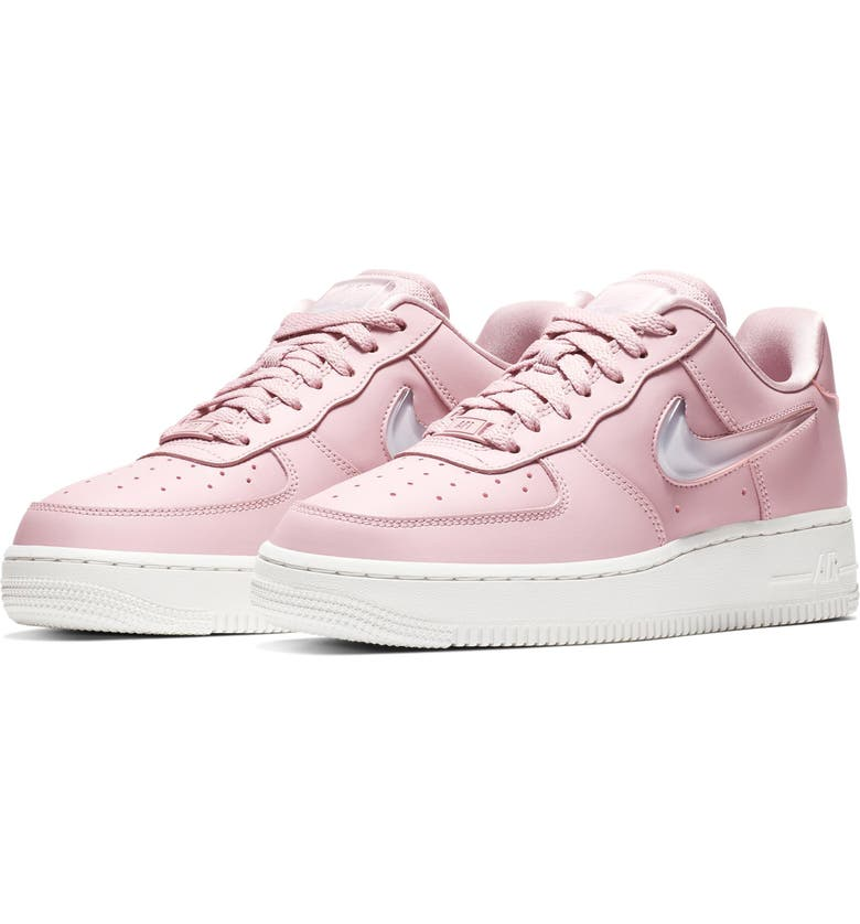 online store 25d06 69fdd NIKE Air Force 1 07 SE Premium Sneaker, Main, color, PLUM CHALK