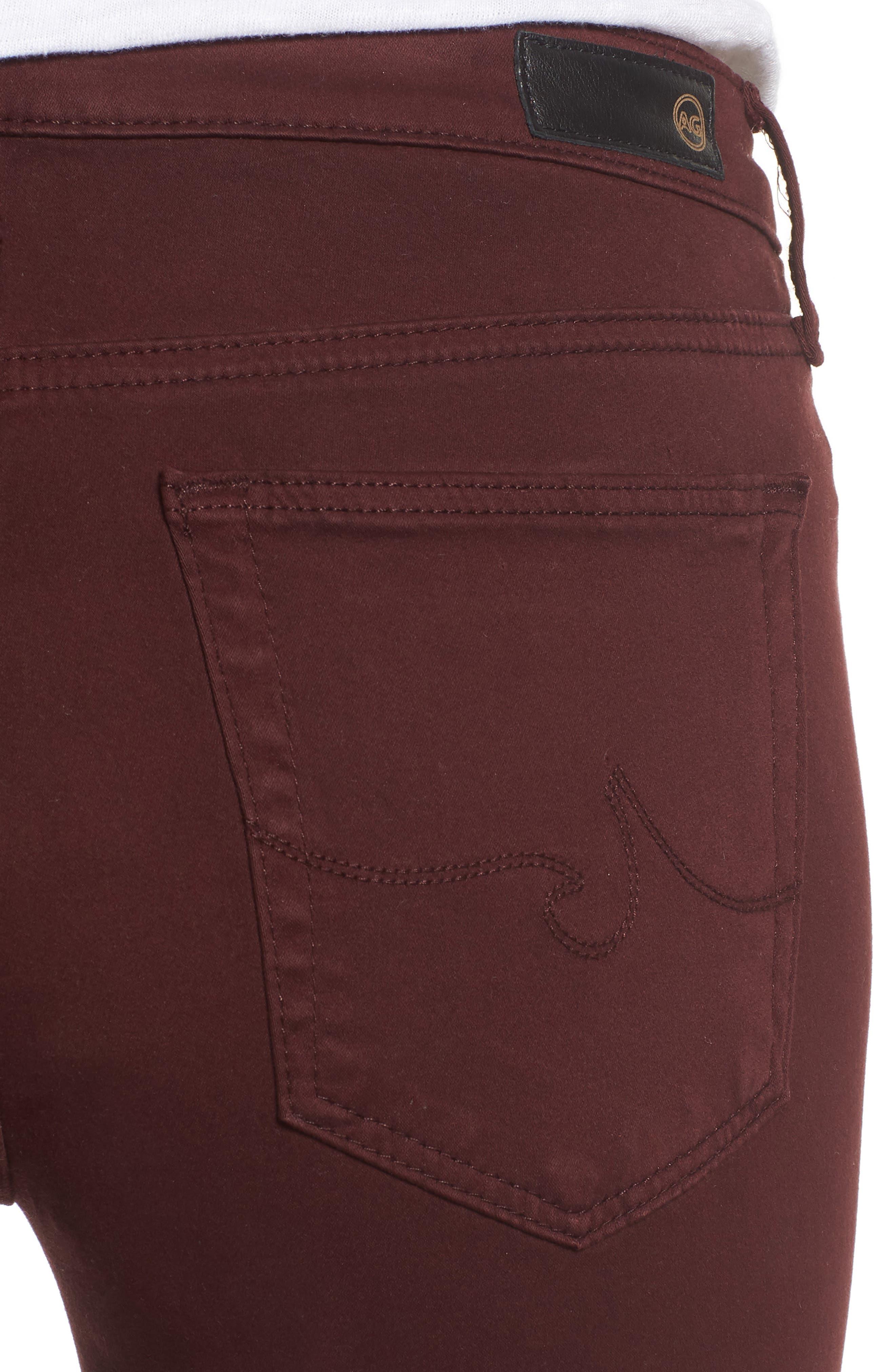 'The Prima' Cigarette Leg Skinny Jeans,                             Alternate thumbnail 92, color,