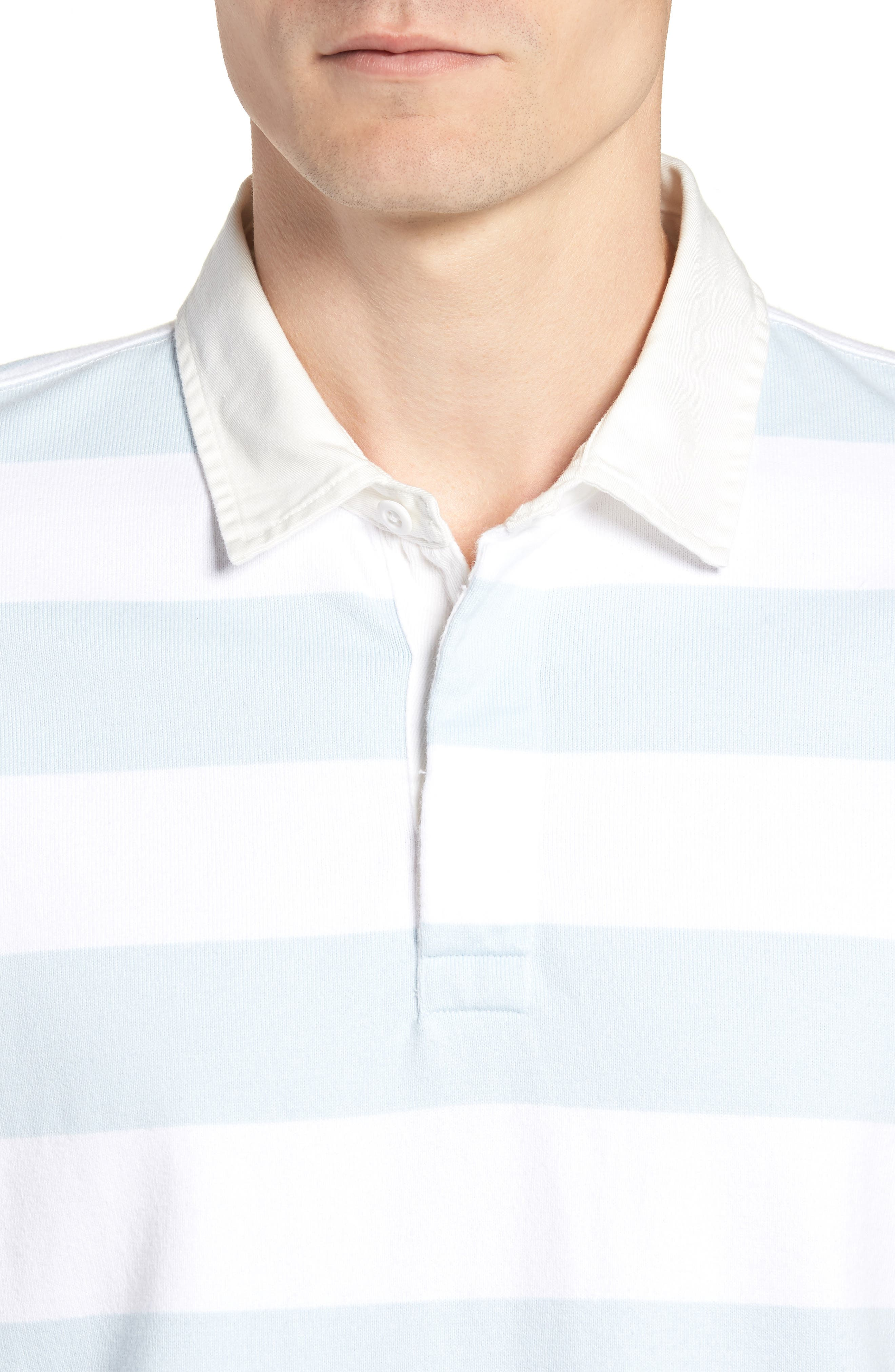 J.CREW,                             1984 Rugby Shirt,                             Alternate thumbnail 4, color,                             100