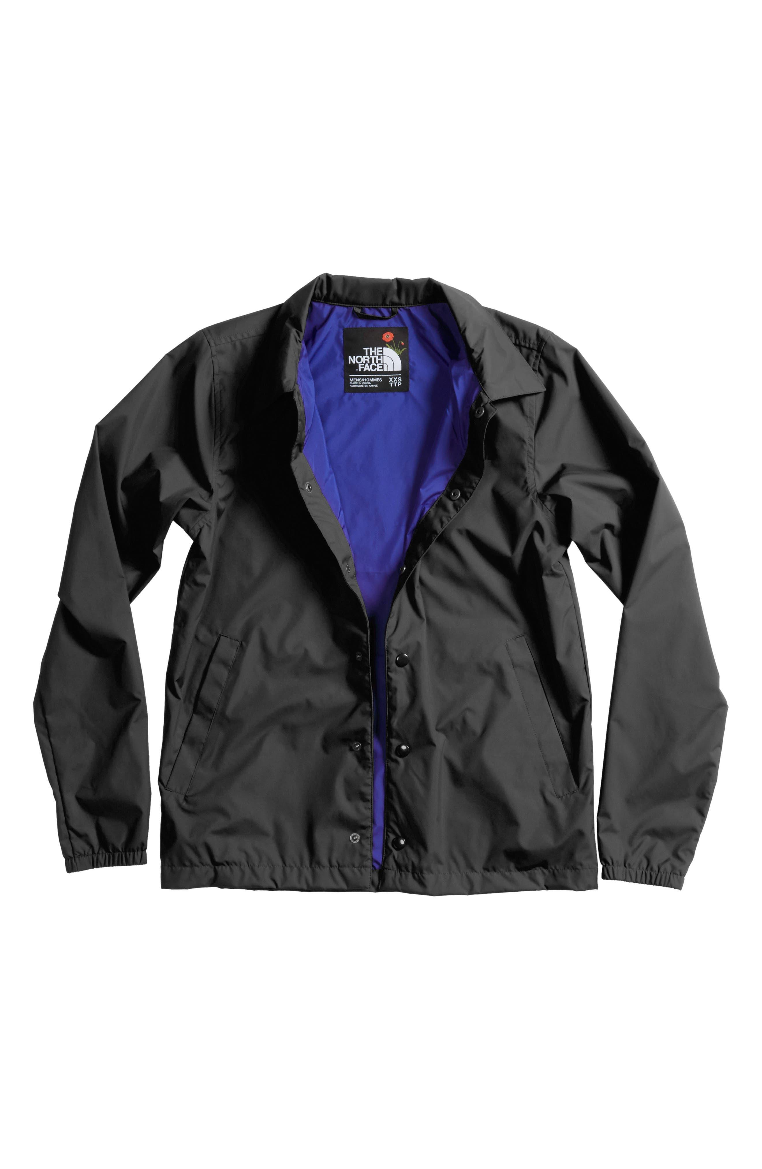 Coaches Jacket,                             Alternate thumbnail 5, color,                             001