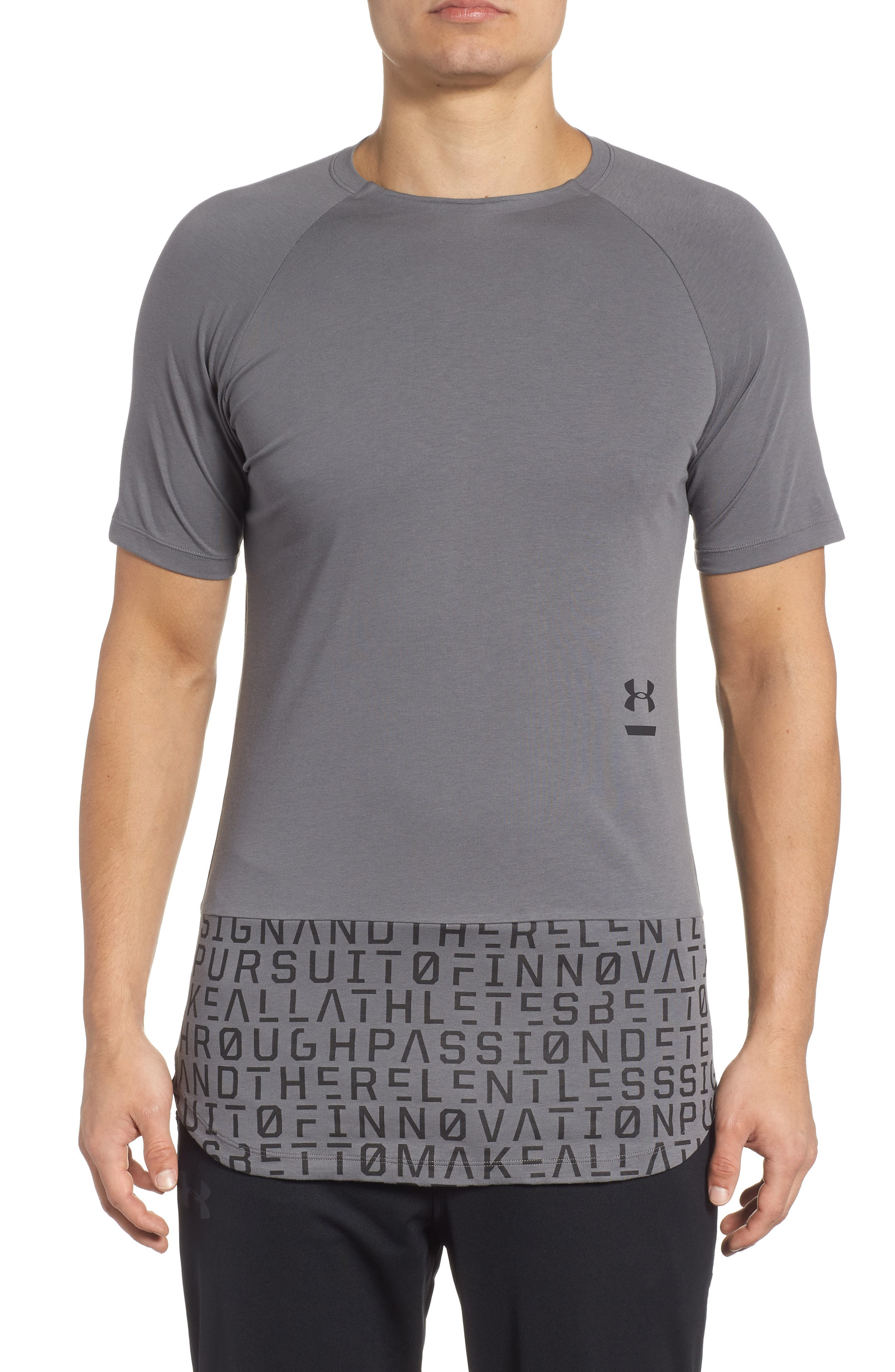 Perpetual Graphic T-Shirt,                         Main,                         color, GRAPHITE