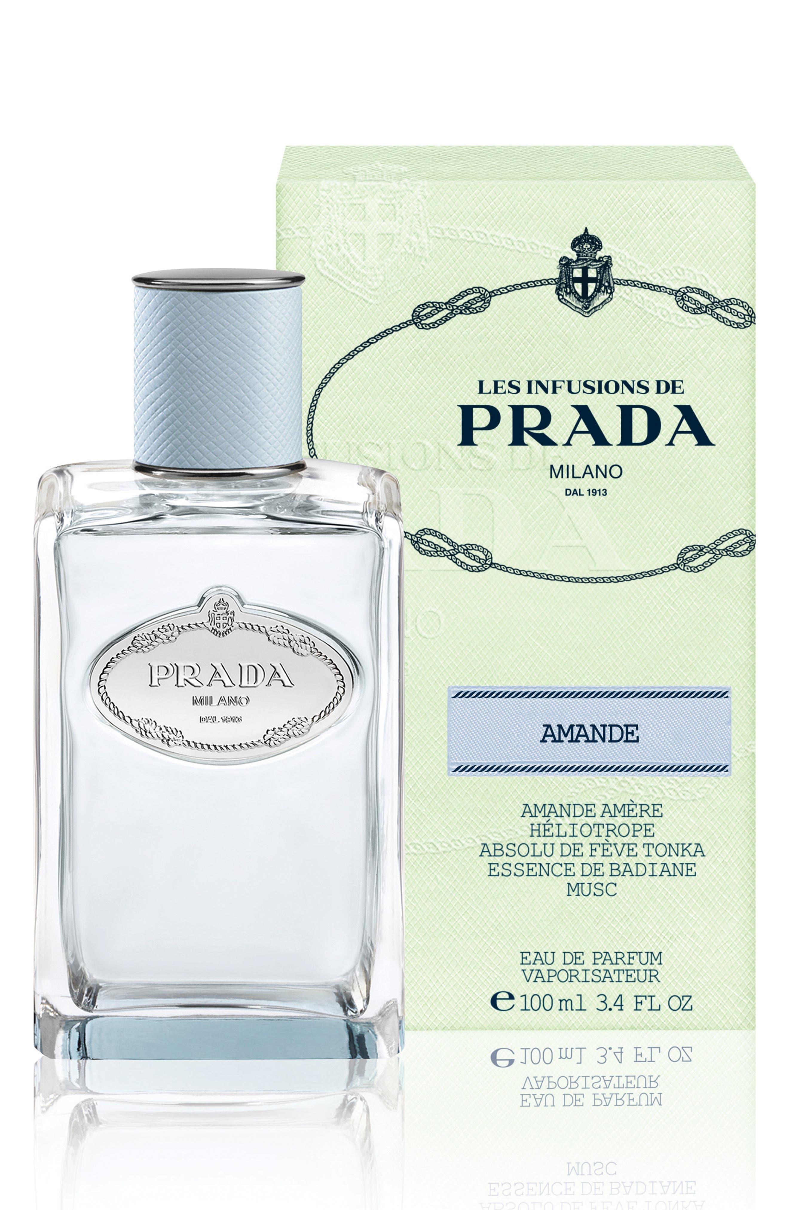 Les Infusions Amande Eau de Parfum,                             Alternate thumbnail 2, color,                             NO COLOR