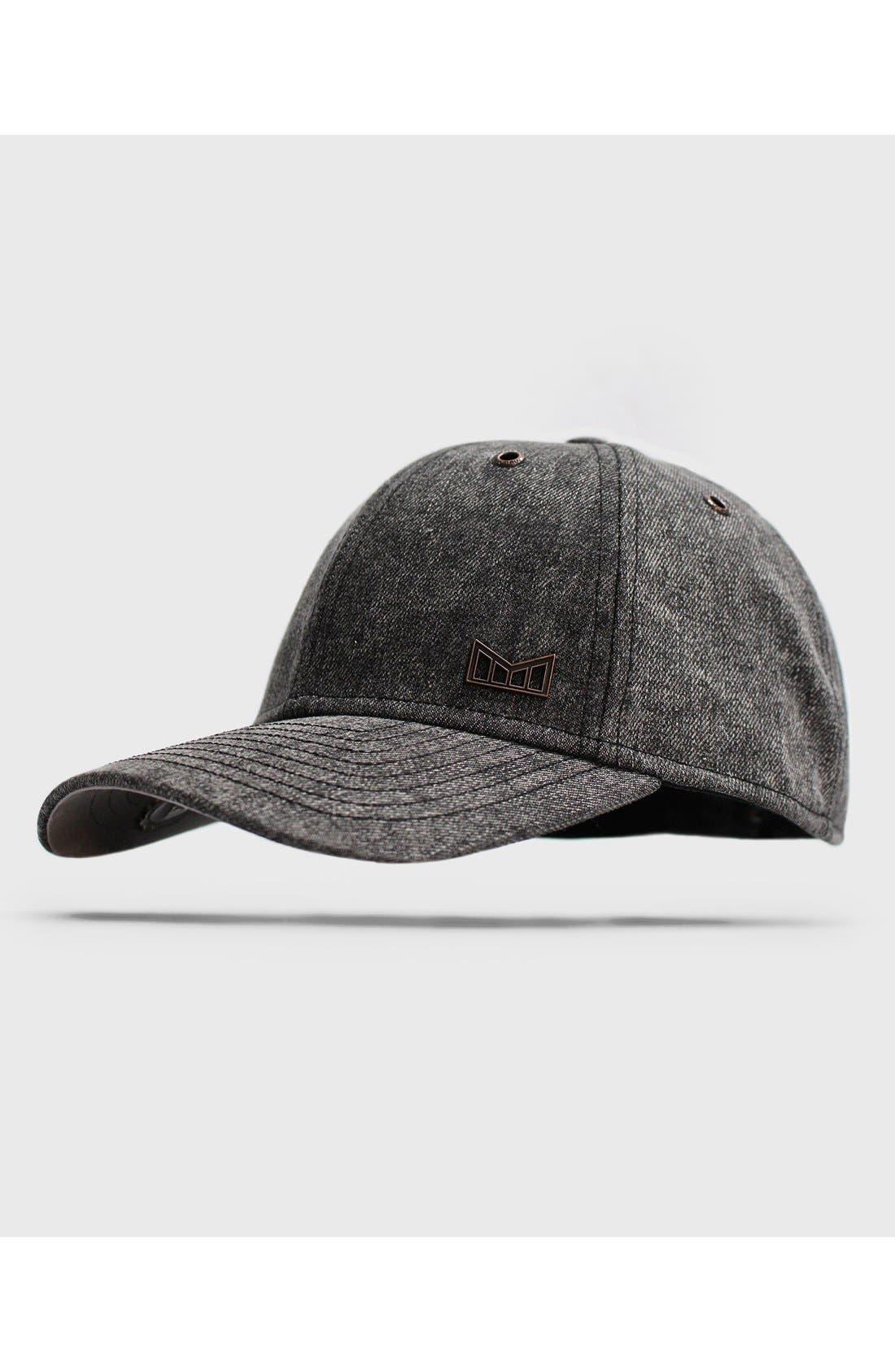 'The Haze' Vintage Fit Baseball Cap,                             Alternate thumbnail 8, color,                             001