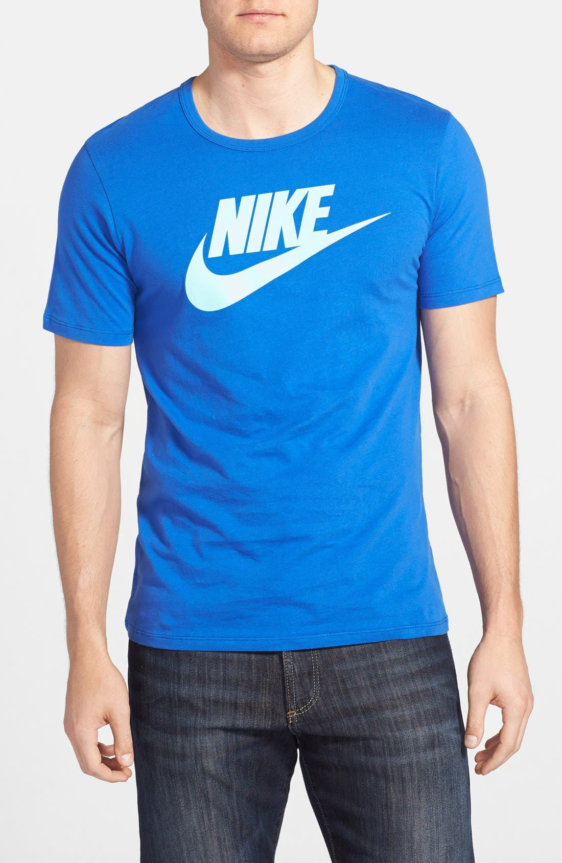 'Tee-Futura Icon' Graphic T-Shirt,                             Main thumbnail 18, color,