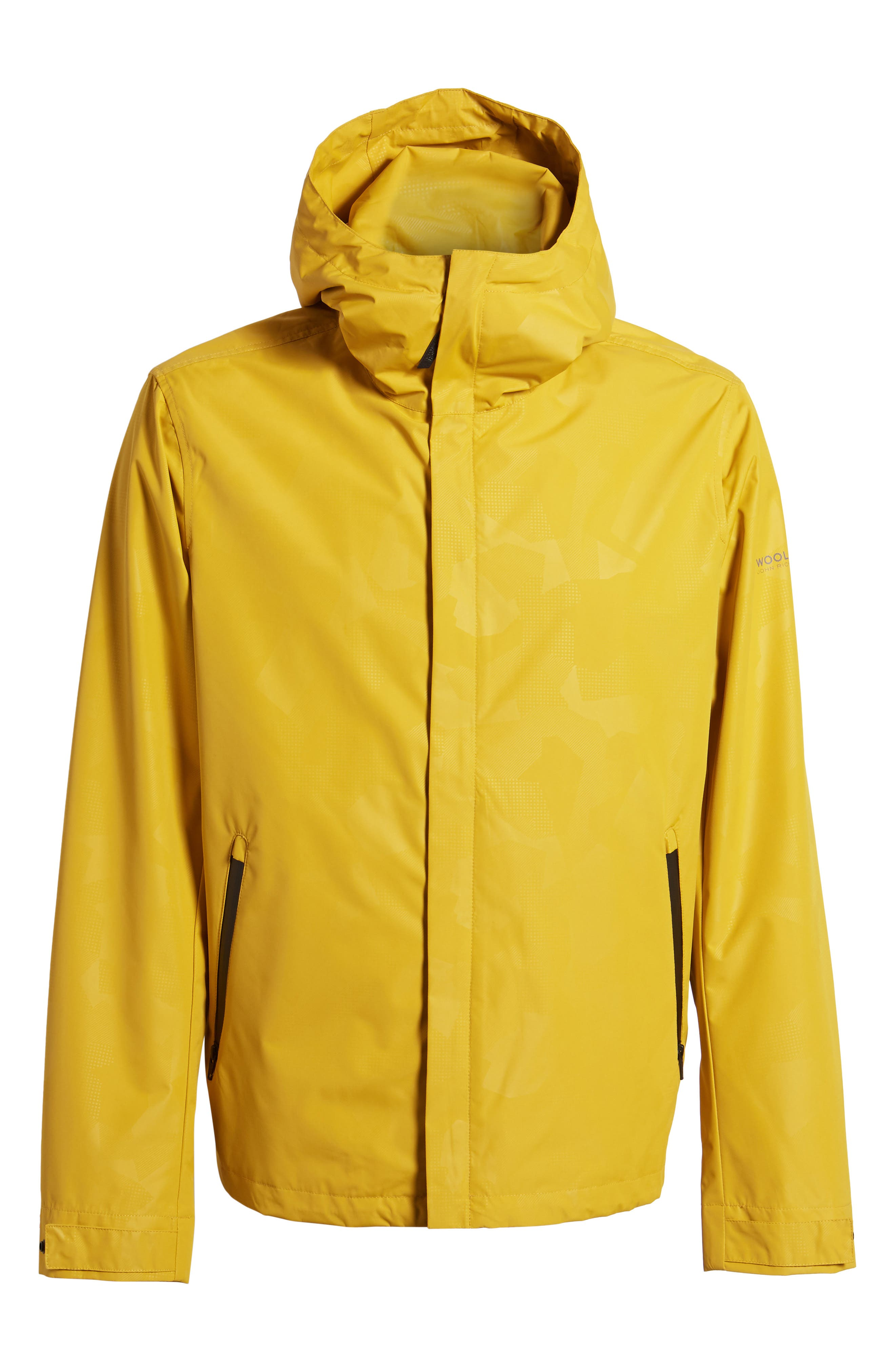 John Rich & Bros. Atlantic Camo Hooded Jacket,                             Alternate thumbnail 15, color,