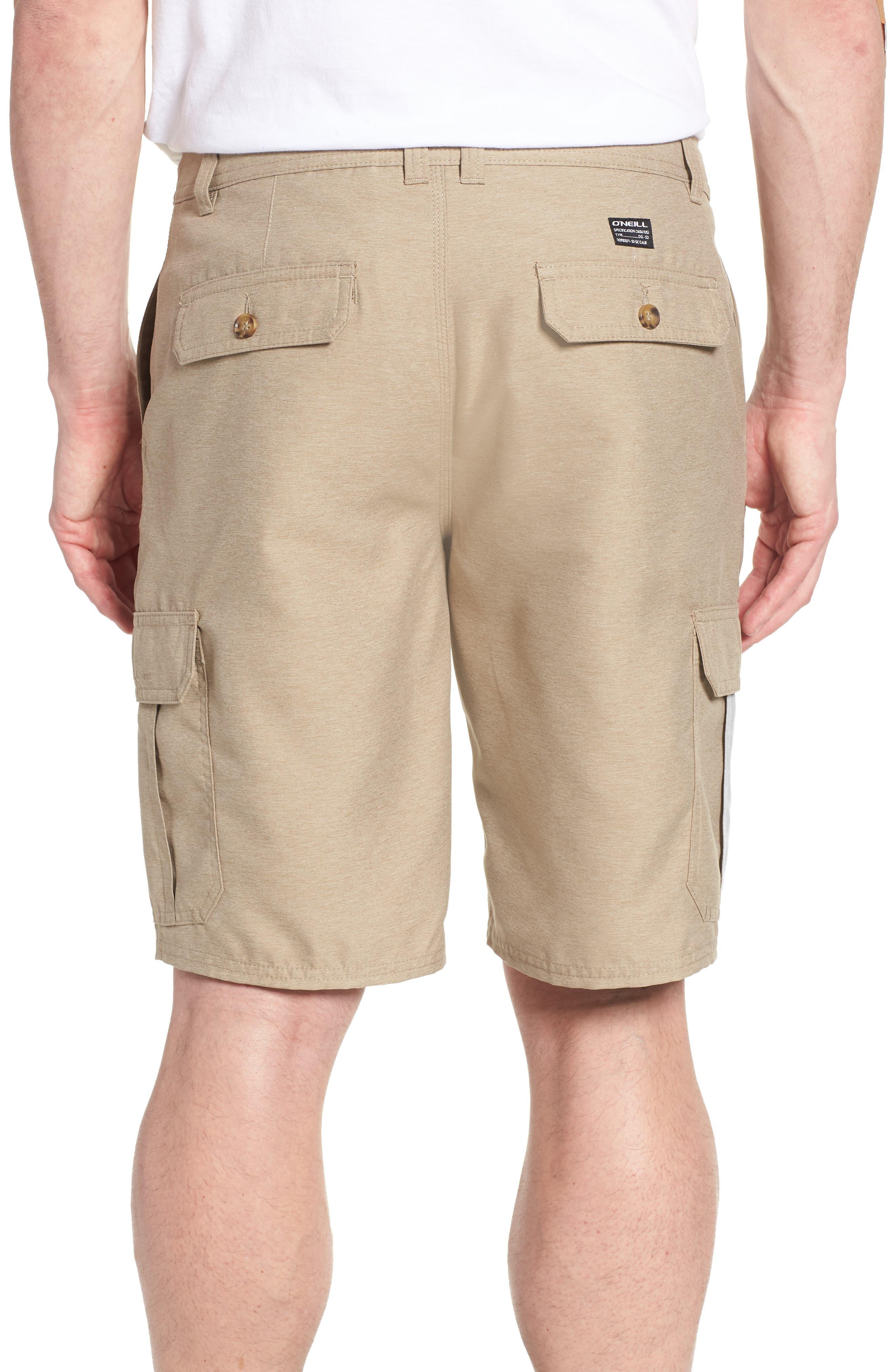 Ranger Cargo Hybrid Shorts,                             Alternate thumbnail 4, color,