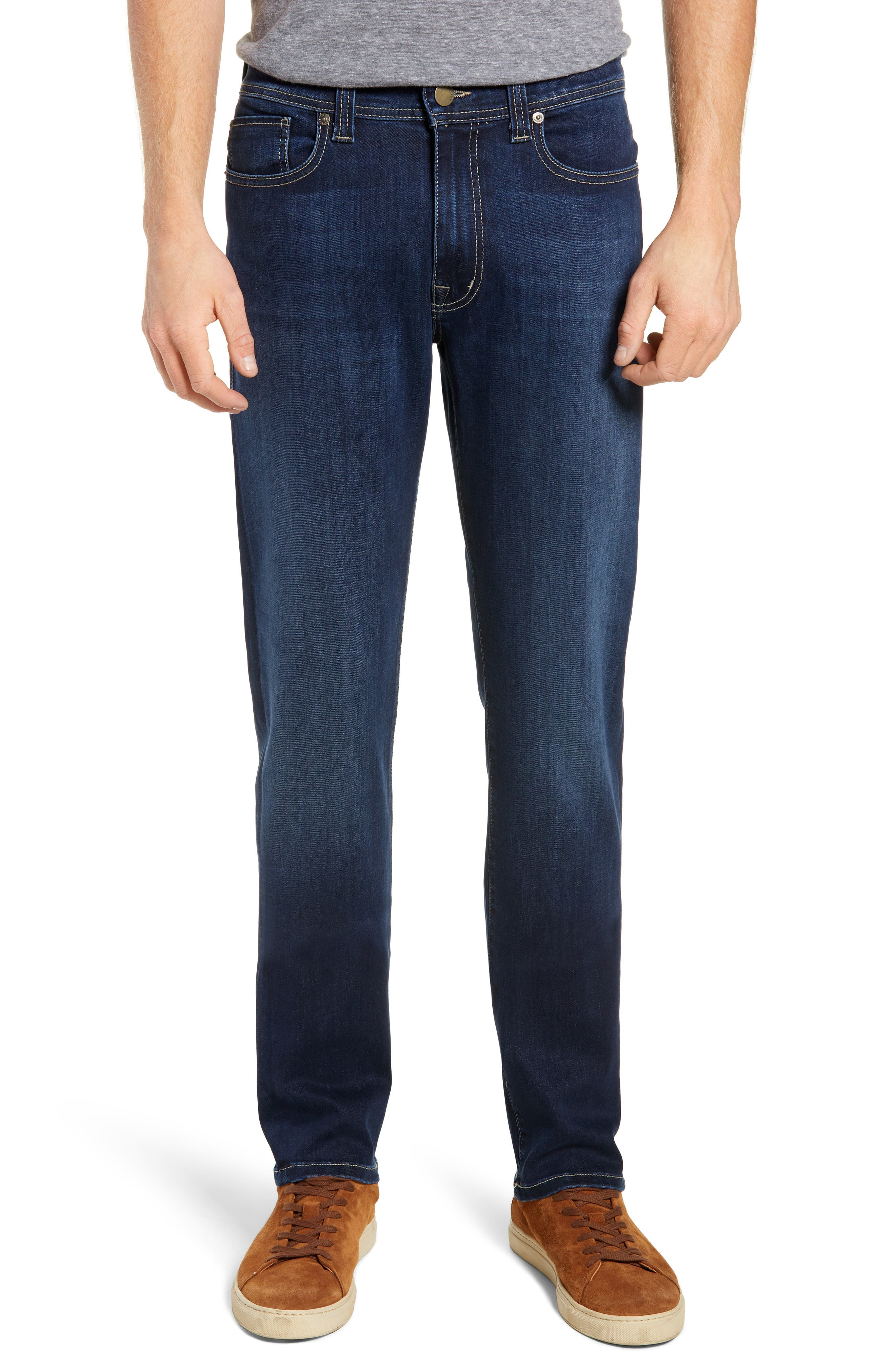 Jimmy Slim Straight Leg Jeans,                         Main,                         color, STRIKER