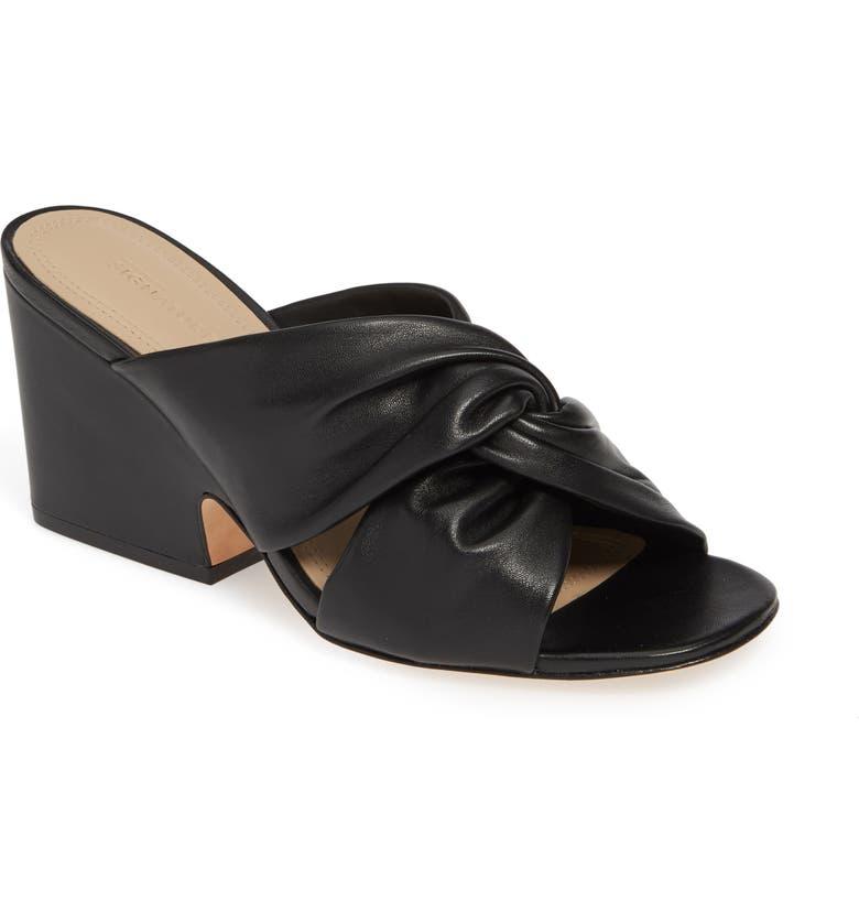 Find Nordstrom Signature Alma Knot Slide Sandal (Women) Online Reviews