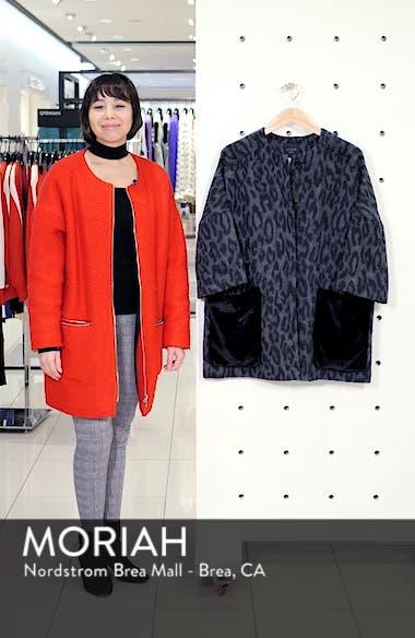 Faux Fur Kimono, sales video thumbnail
