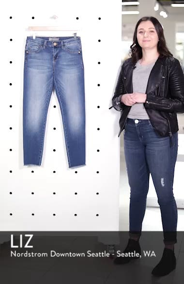Seamless Ankle Skimmer Jeans, sales video thumbnail